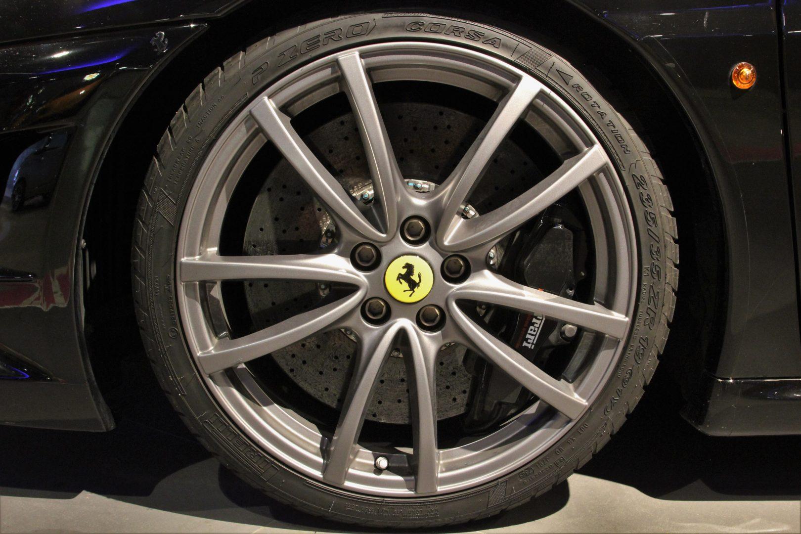AIL Ferrari F430 Scuderia F1 Garantie 14