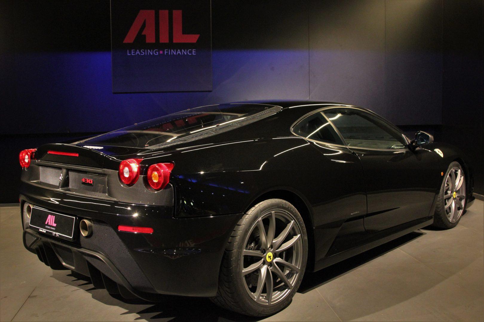 AIL Ferrari F430 Scuderia F1 Garantie 1