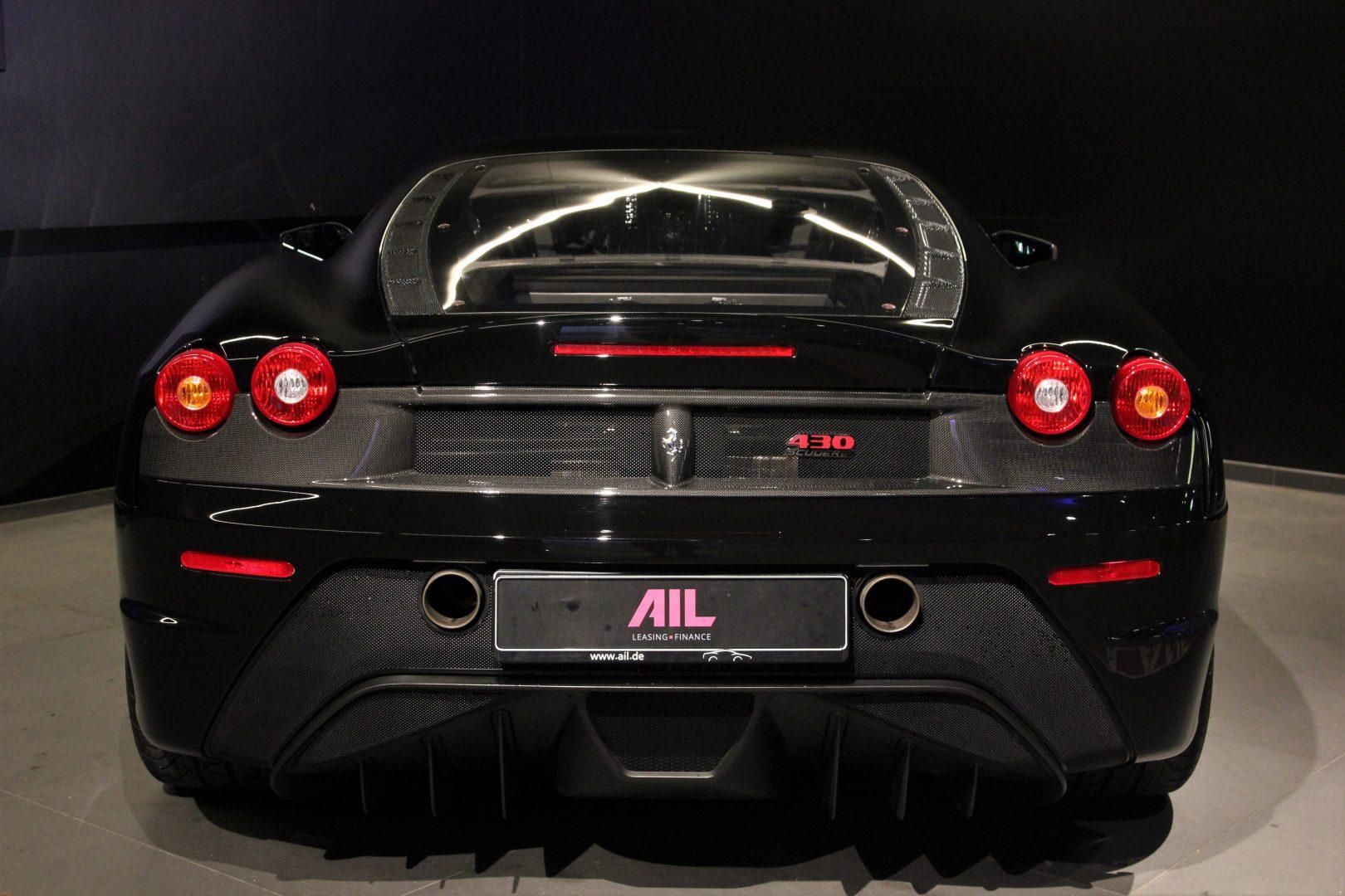 AIL Ferrari F430 Scuderia F1 Garantie 10