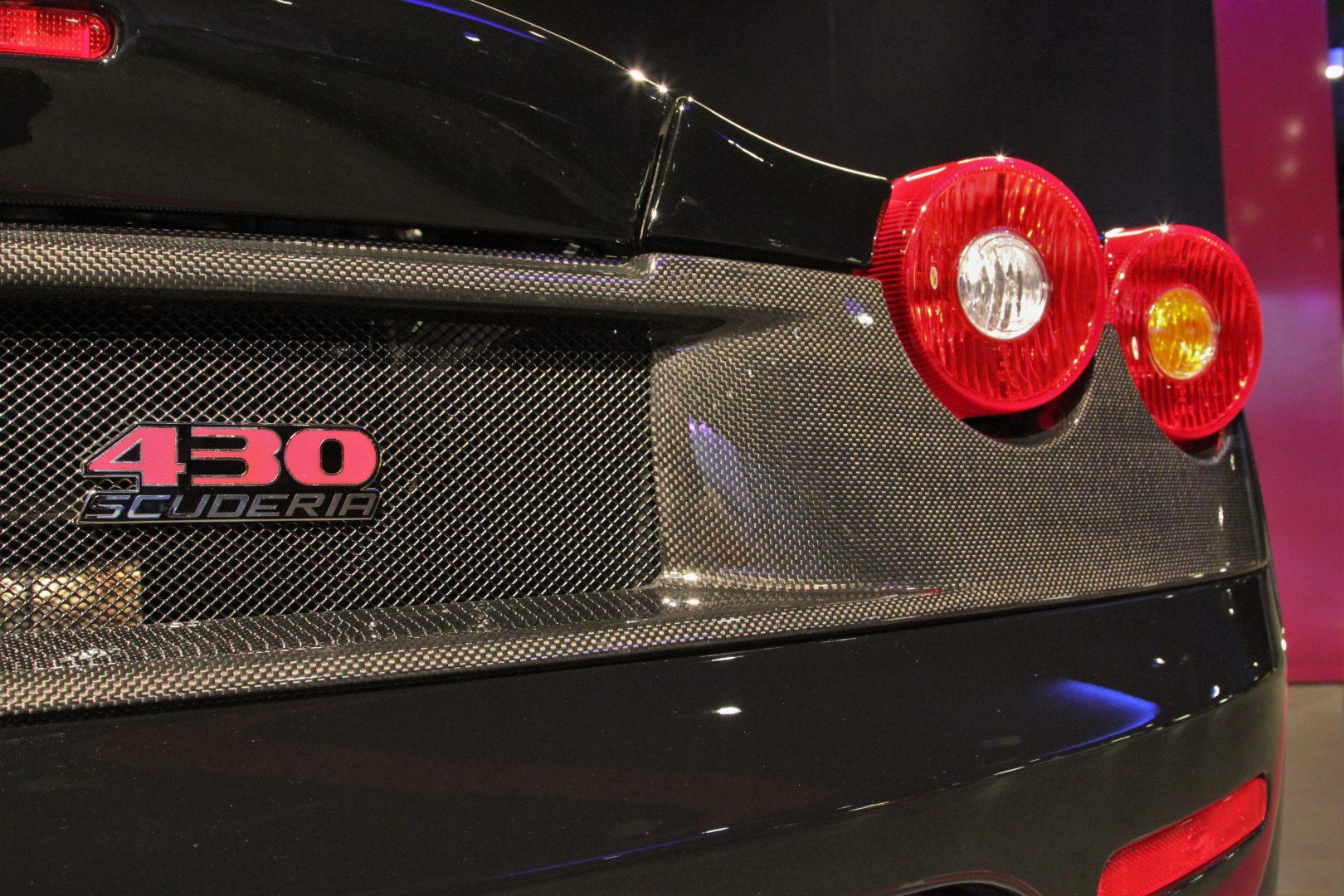 AIL Ferrari F430 Scuderia F1 Garantie 3