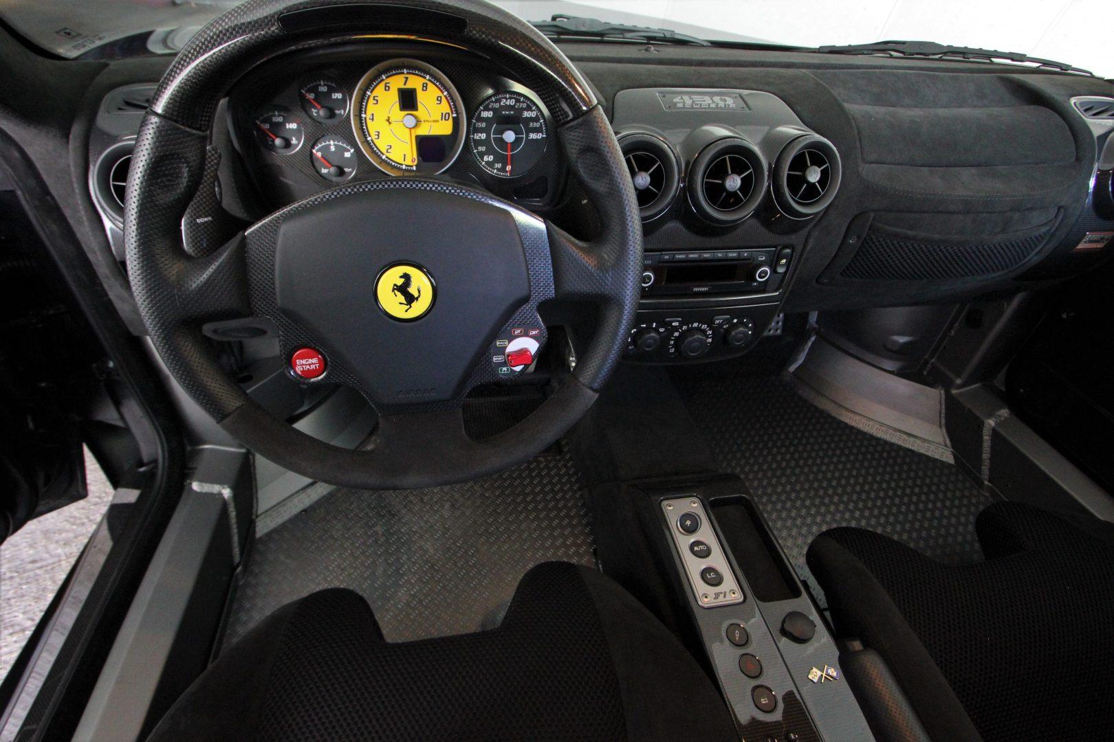 AIL Ferrari F430 Scuderia F1 Garantie 7