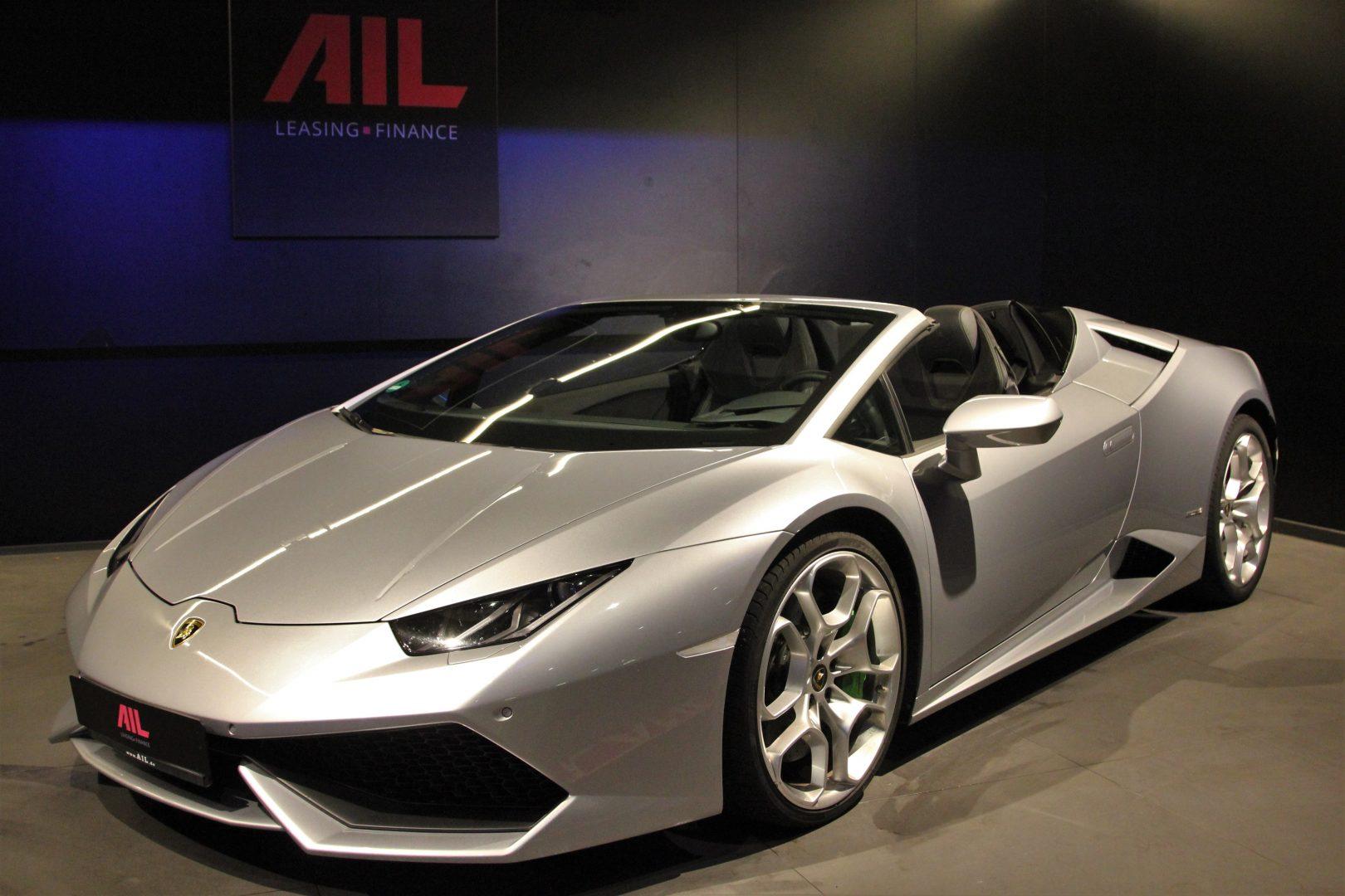 AIL Lamborghini Huracan LP 610-4 Spyder  1