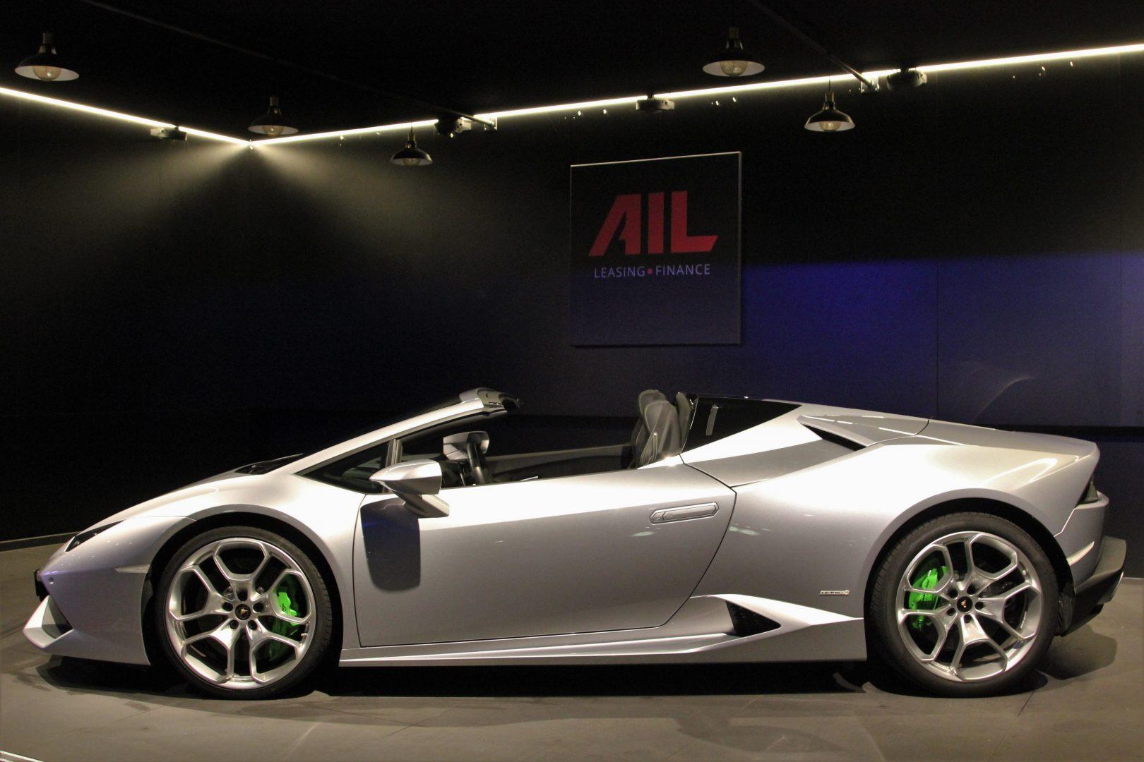 AIL Lamborghini Huracan LP 610-4 Spyder  2