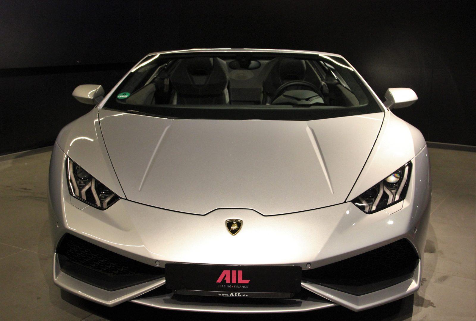 AIL Lamborghini Huracan LP 610-4 Spyder  3