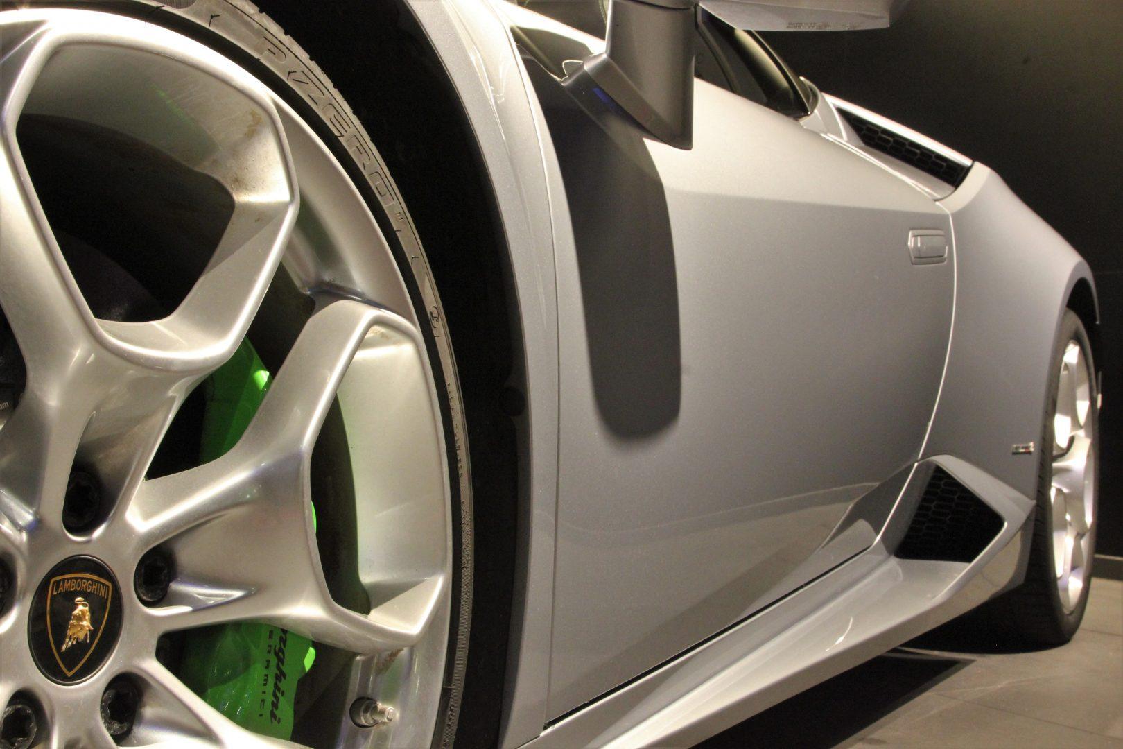 AIL Lamborghini Huracan LP 610-4 Spyder  4