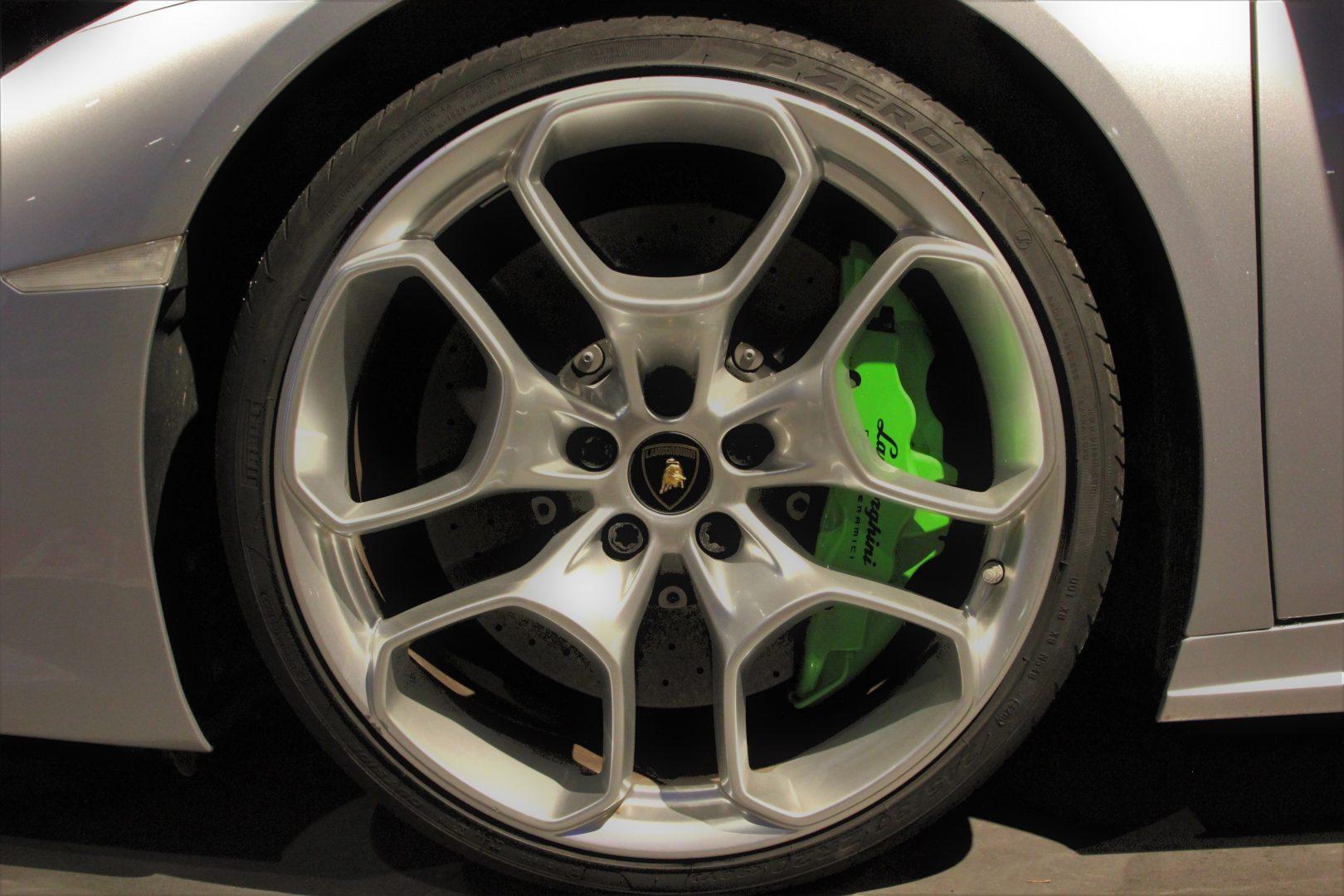 AIL Lamborghini Huracan LP 610-4 Spyder  5