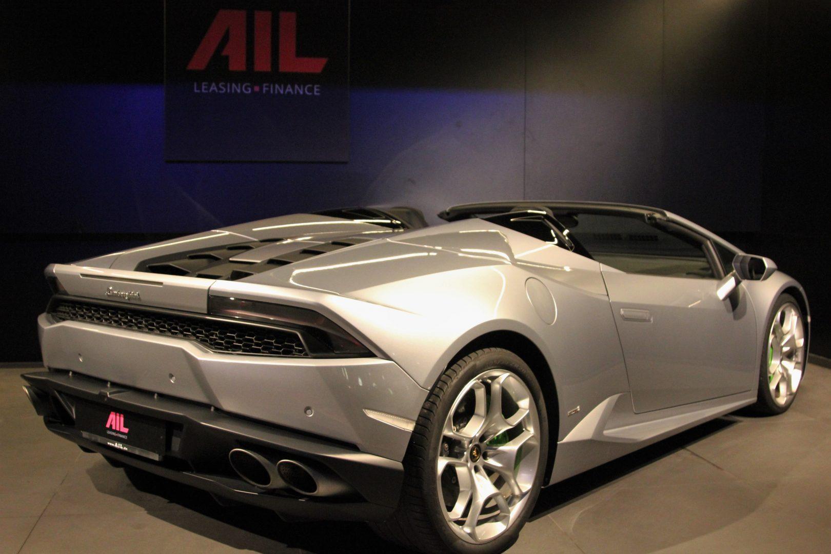 AIL Lamborghini Huracan LP 610-4 Spyder  6
