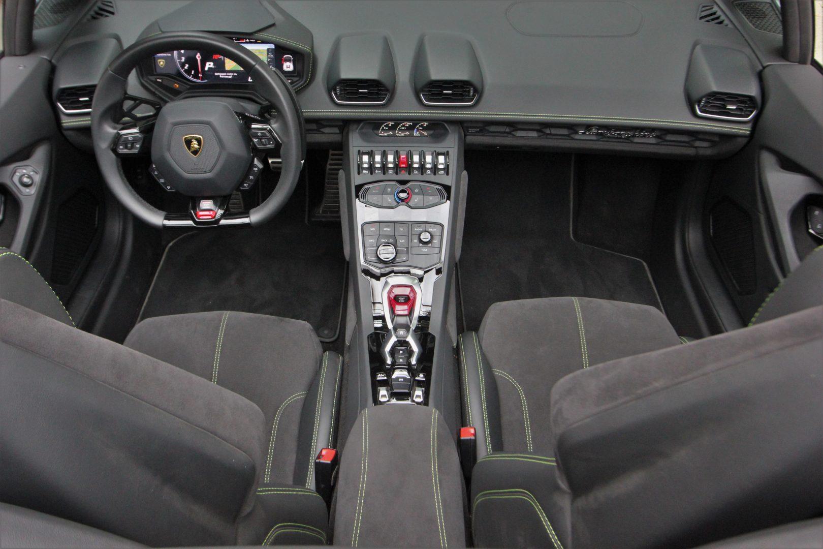AIL Lamborghini Huracan LP 610-4 Spyder  14