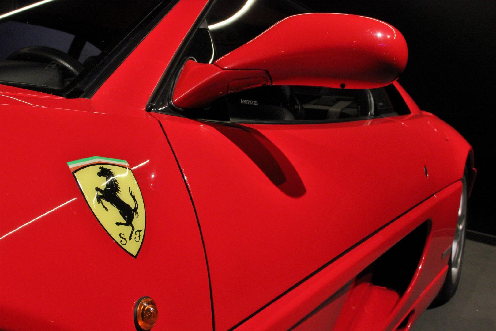 AIL Ferrari F355 GTB 11