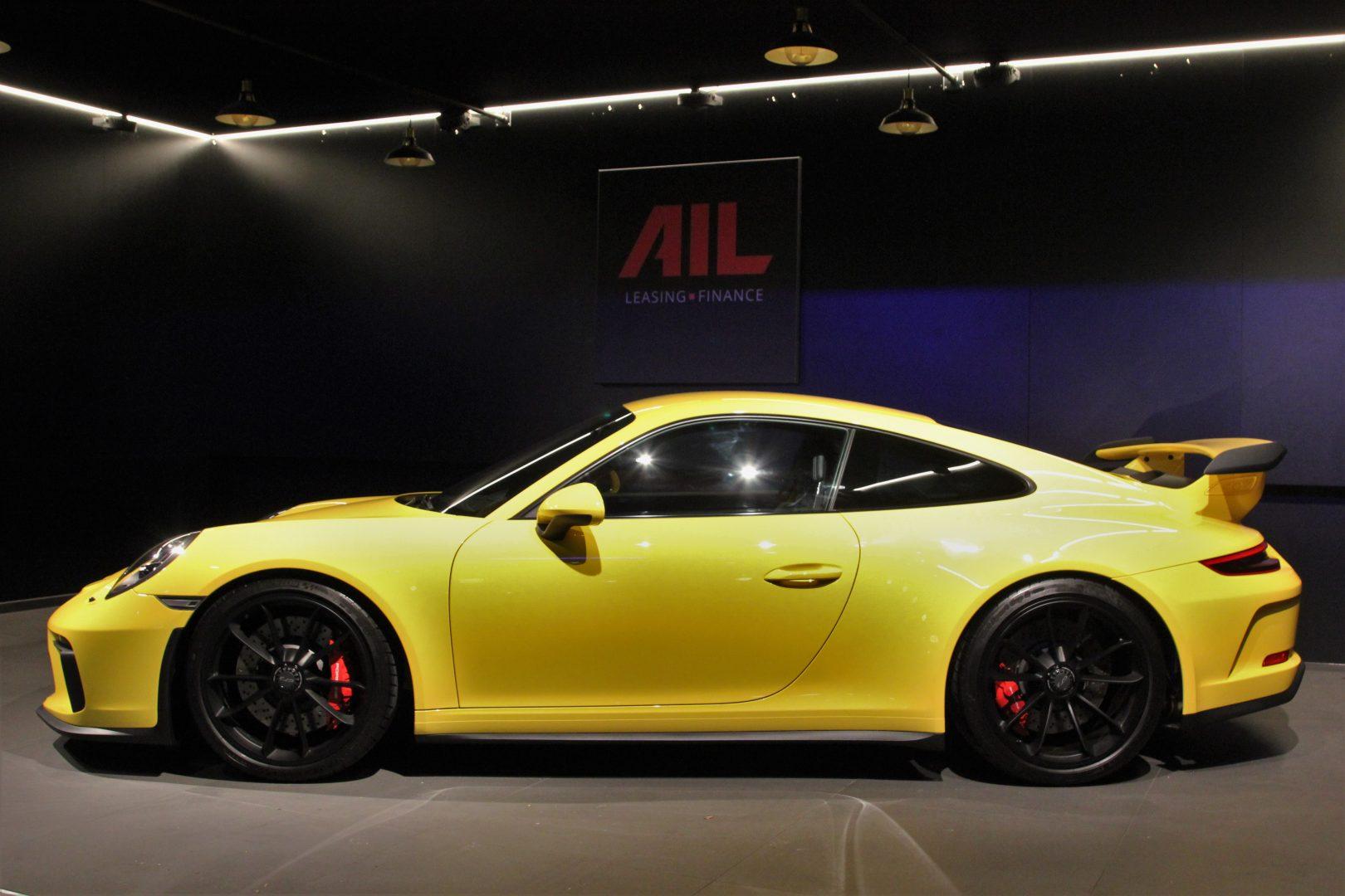 AIL Porsche 911 991 GT3 Clubsport-Paket LED Lift  1