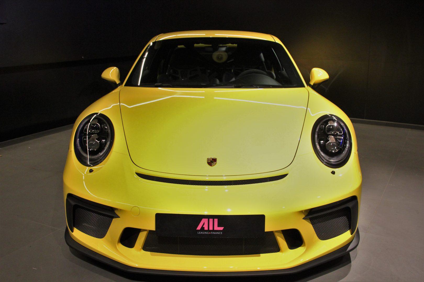 AIL Porsche 911 991 GT3 Clubsport-Paket LED Lift  10