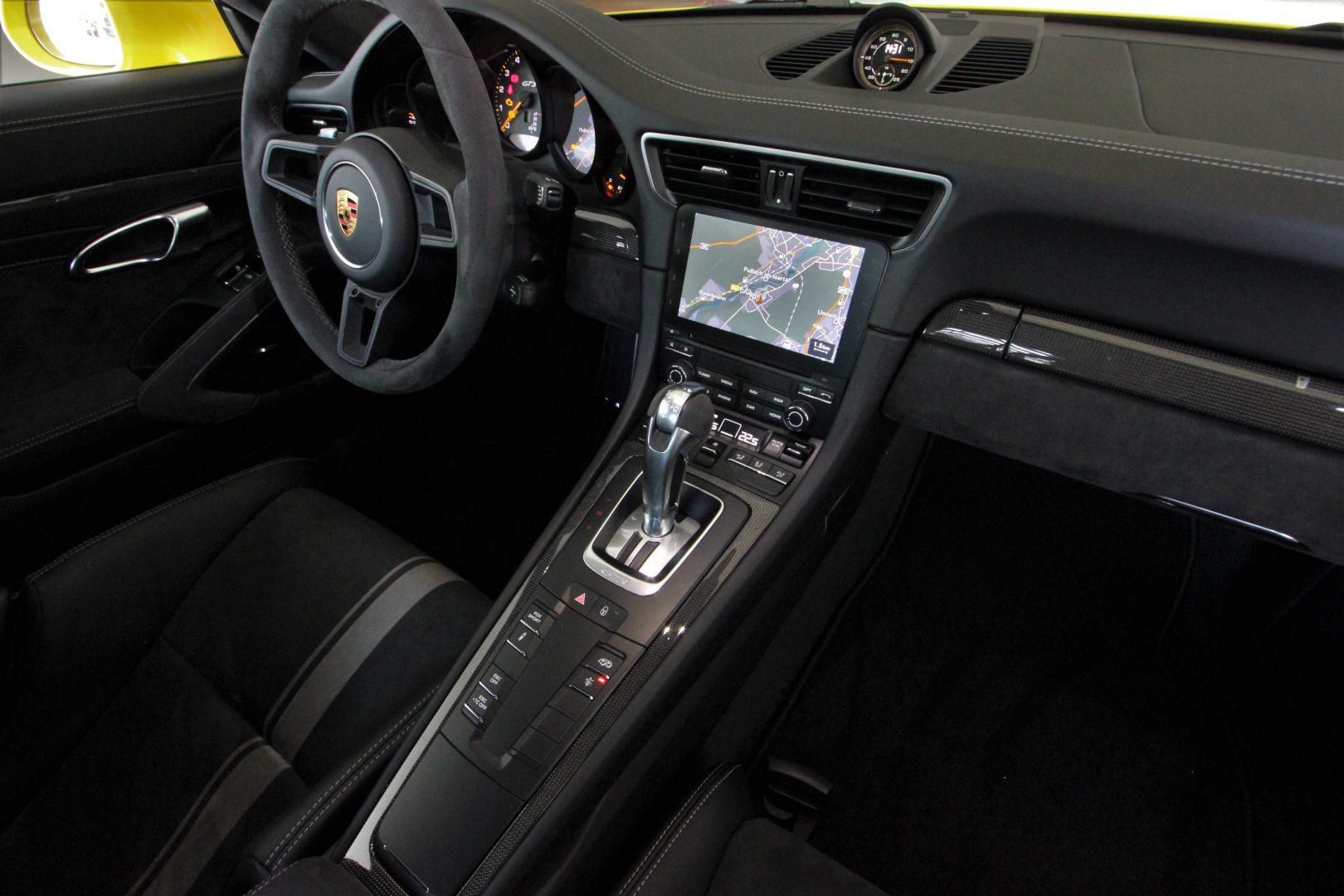 AIL Porsche 911 991 GT3 Clubsport-Paket LED Lift  9