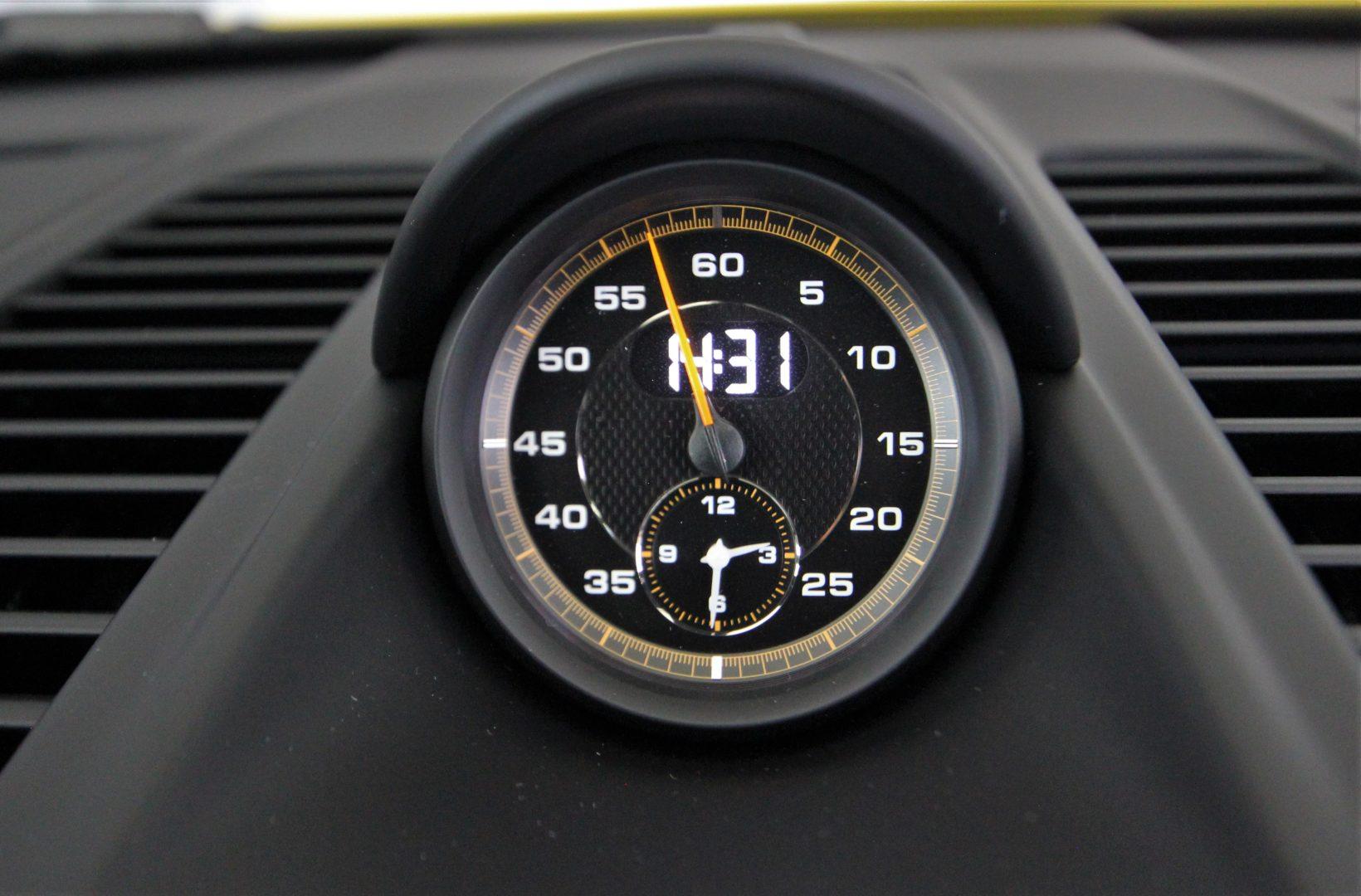 AIL Porsche 911 991 GT3 Clubsport-Paket LED Lift  8