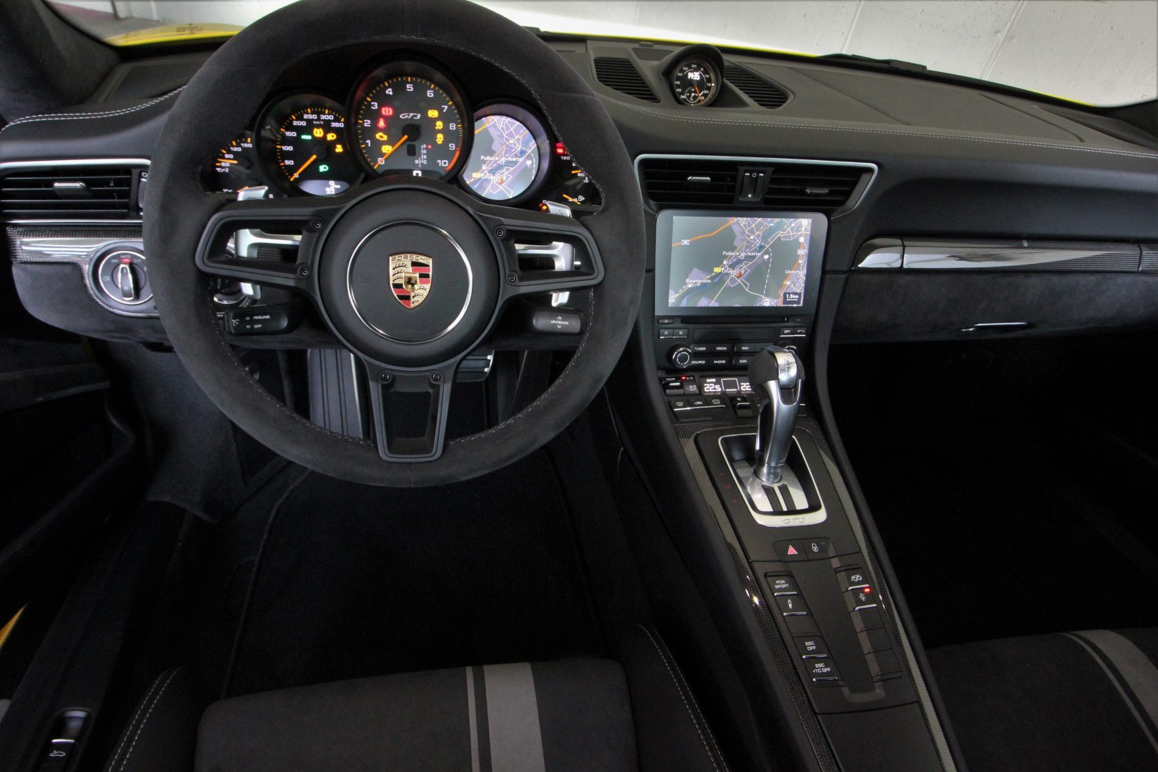 AIL Porsche 911 991 GT3 Clubsport-Paket LED Lift  2