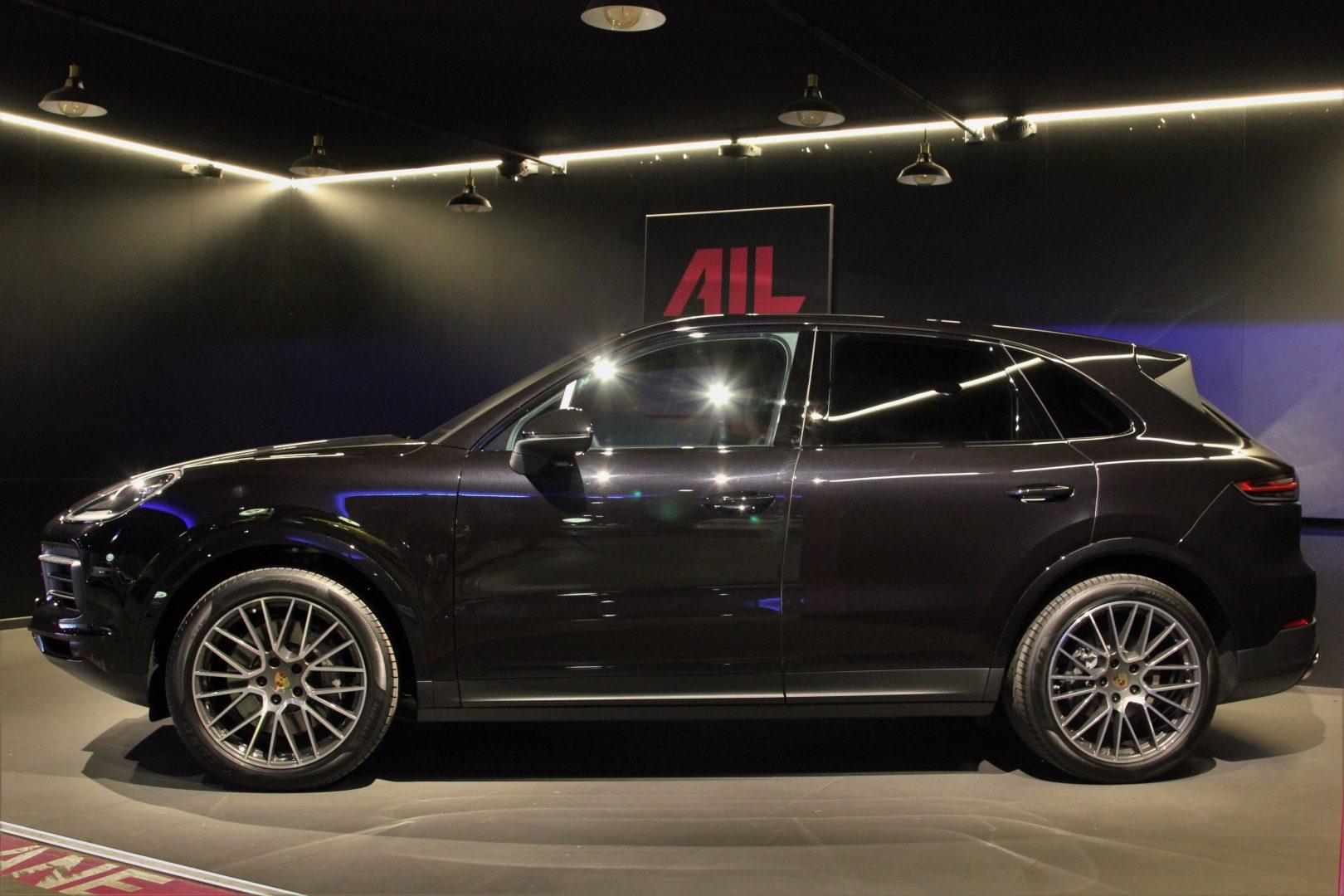 AIL Porsche Cayenne S Bose Exterieur Paket  12