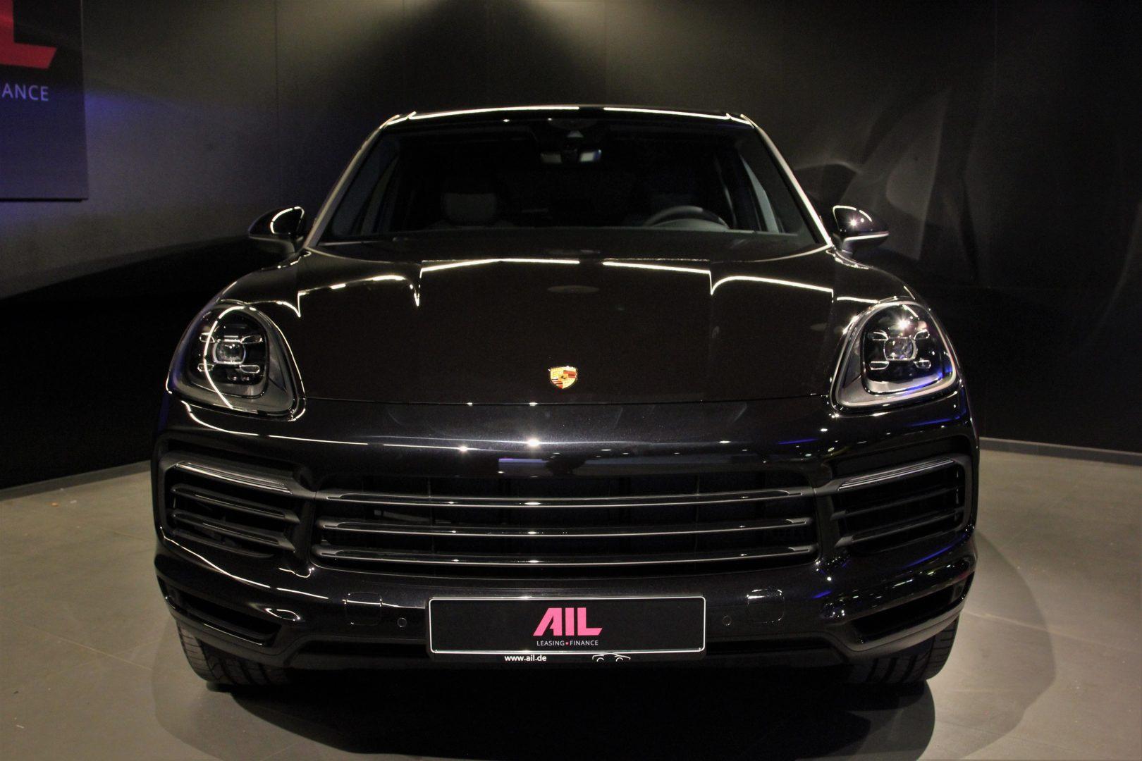 AIL Porsche Cayenne S Bose Exterieur Paket  1