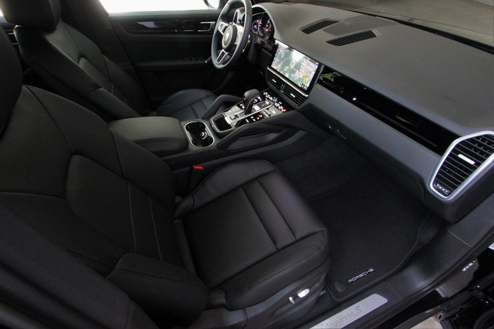 AIL Porsche Cayenne S Bose Exterieur Paket  7