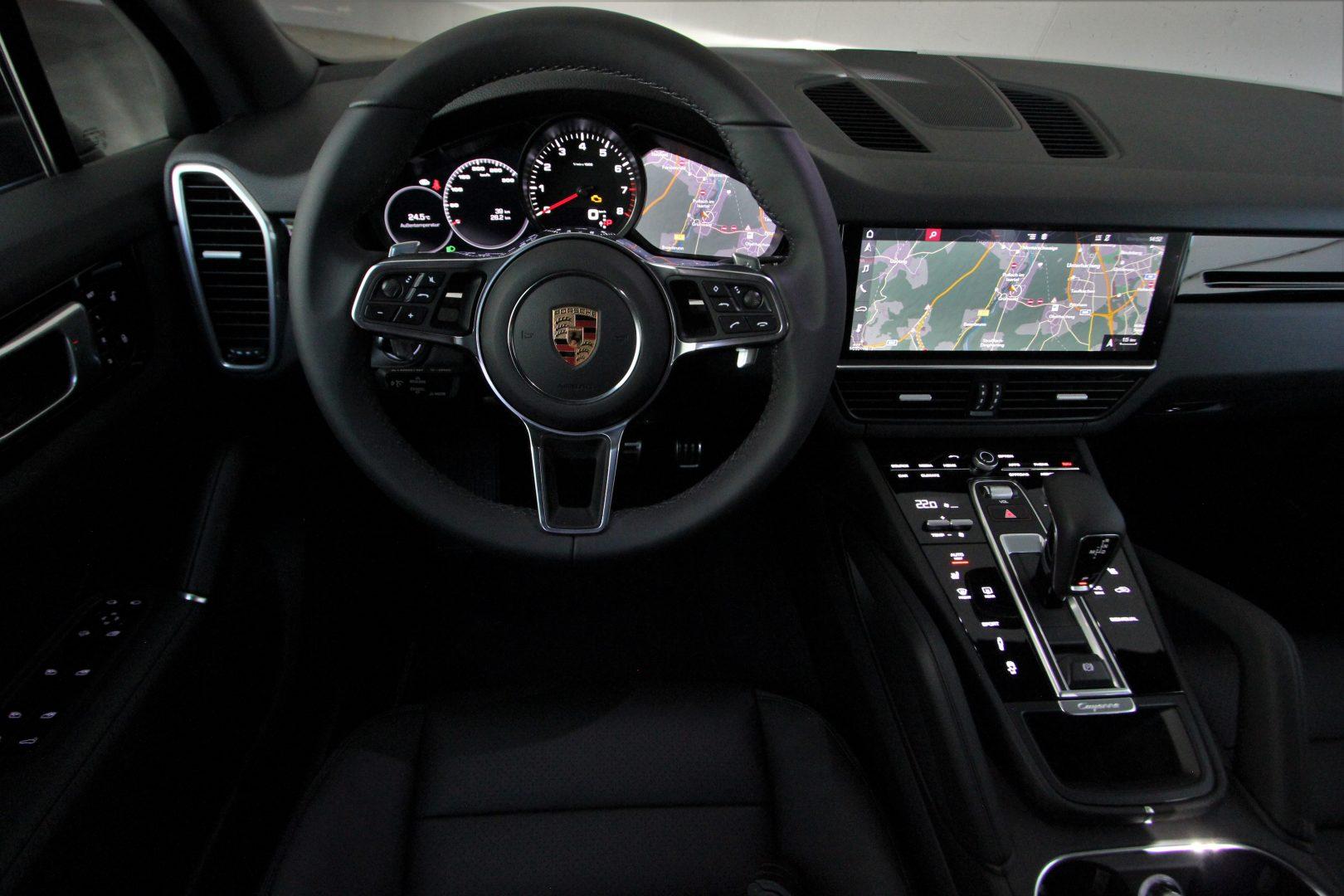 AIL Porsche Cayenne S Bose Exterieur Paket  4