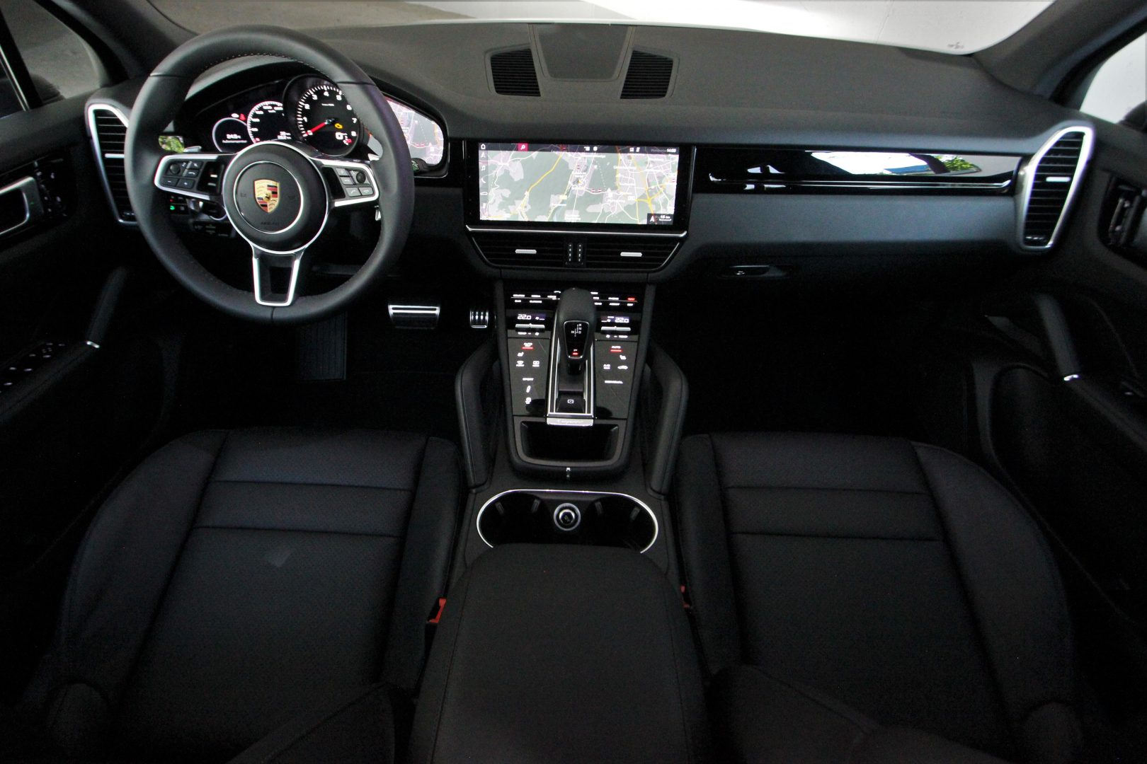 AIL Porsche Cayenne S Bose Exterieur Paket  2