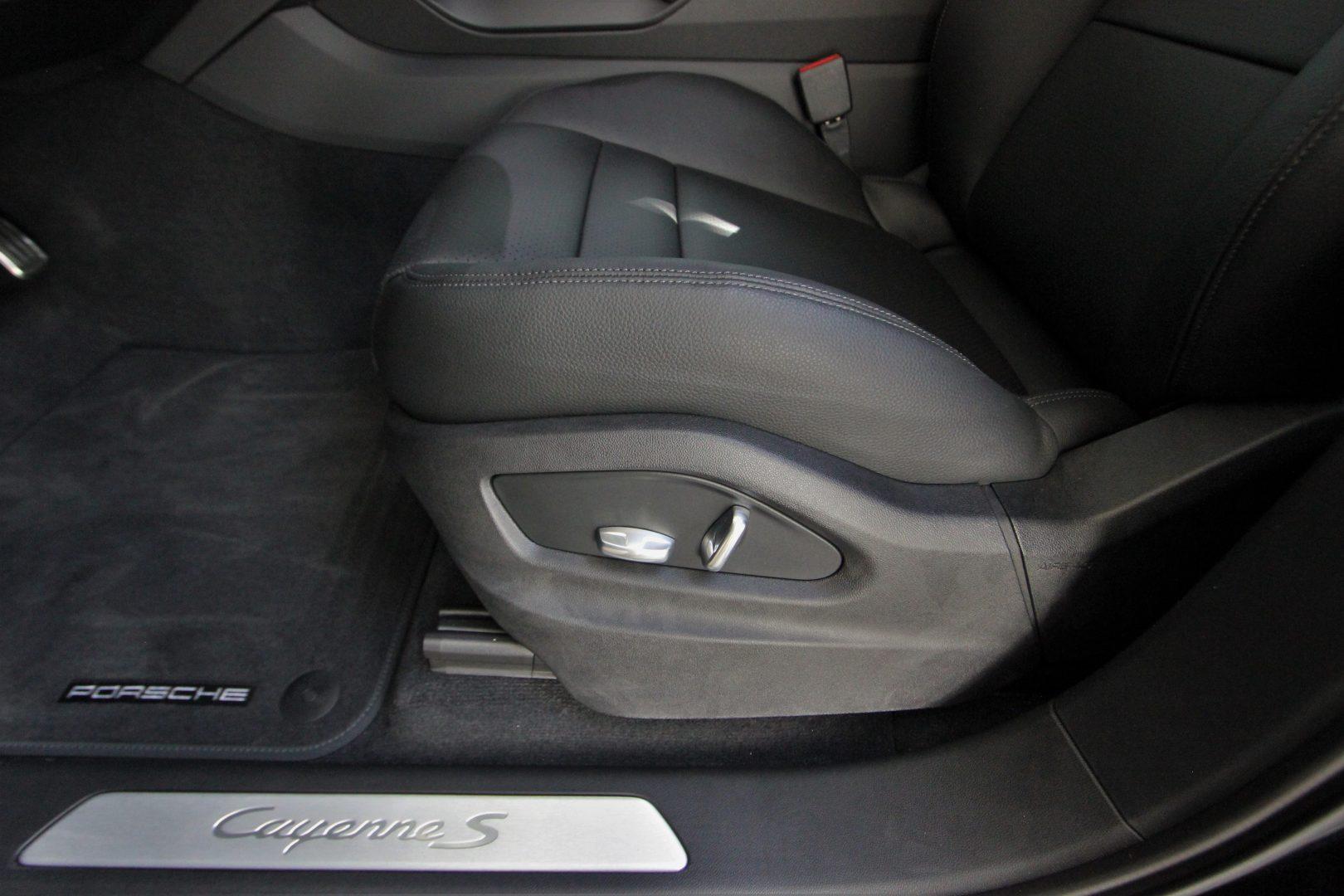 AIL Porsche Cayenne S Bose Exterieur Paket  13