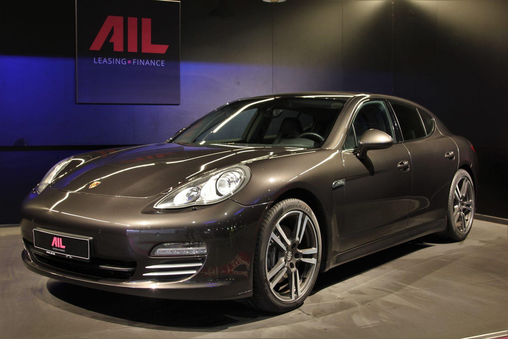 AIL Porsche Panamera V6 Bose  4