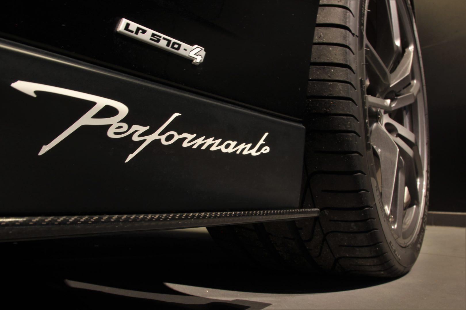 AIL Lamborghini Gallardo LP570-4 Performante Spyder 9