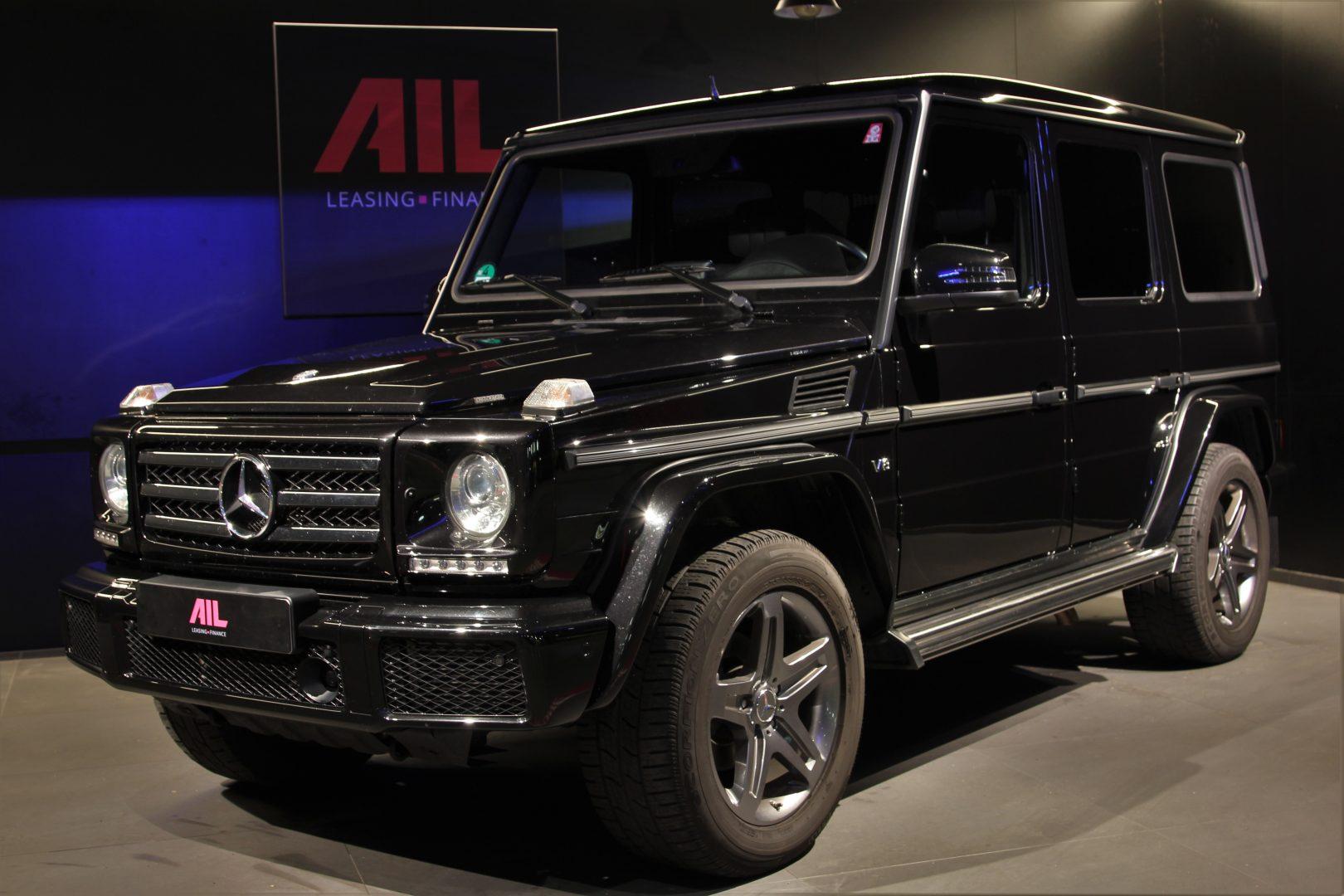AIL Mercedes-Benz G 500 V8 Harman-Kardon Exklusiv Paket DAB 11