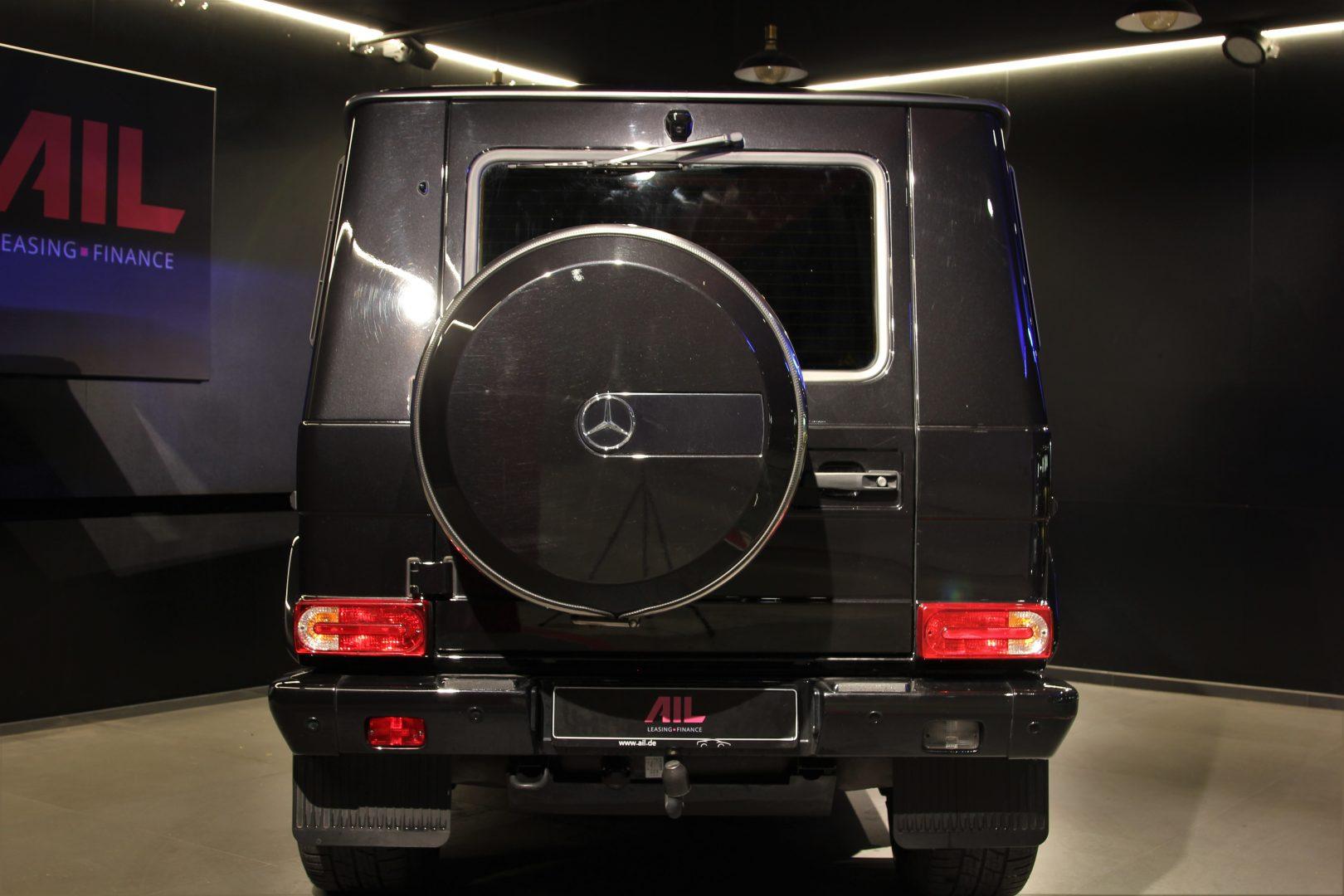 AIL Mercedes-Benz G 500 V8 Harman-Kardon Exklusiv Paket DAB 2