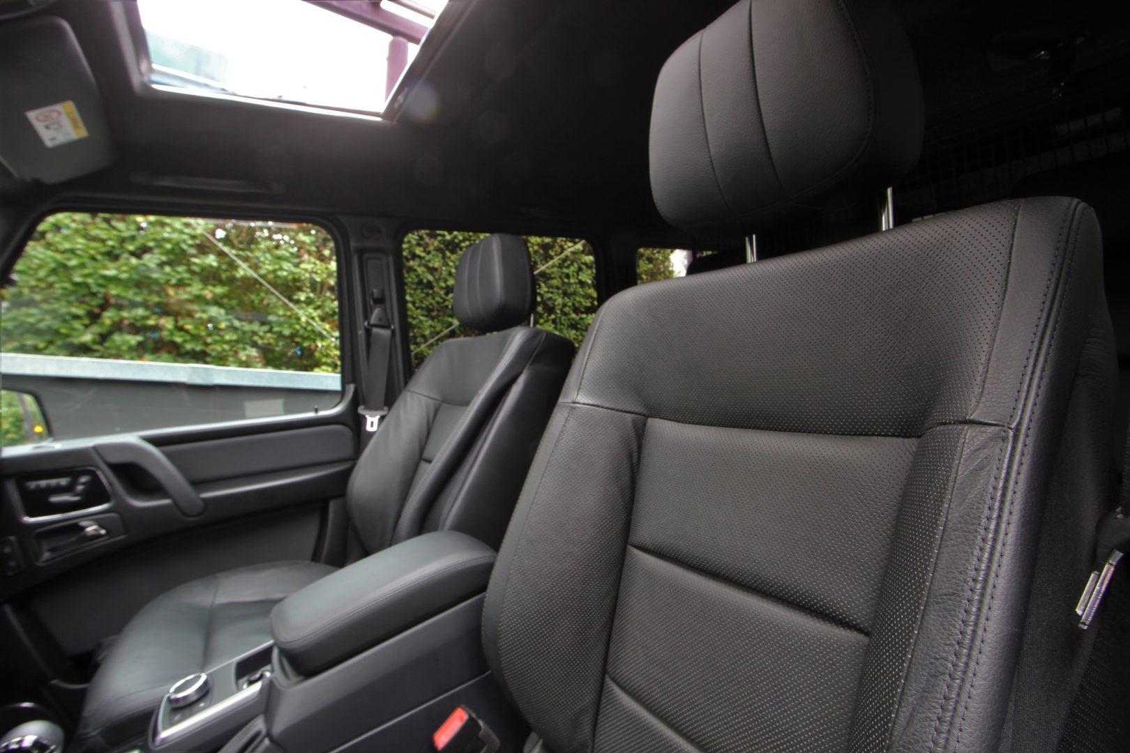 AIL Mercedes-Benz G 500 V8 Harman-Kardon Exklusiv Paket DAB 9