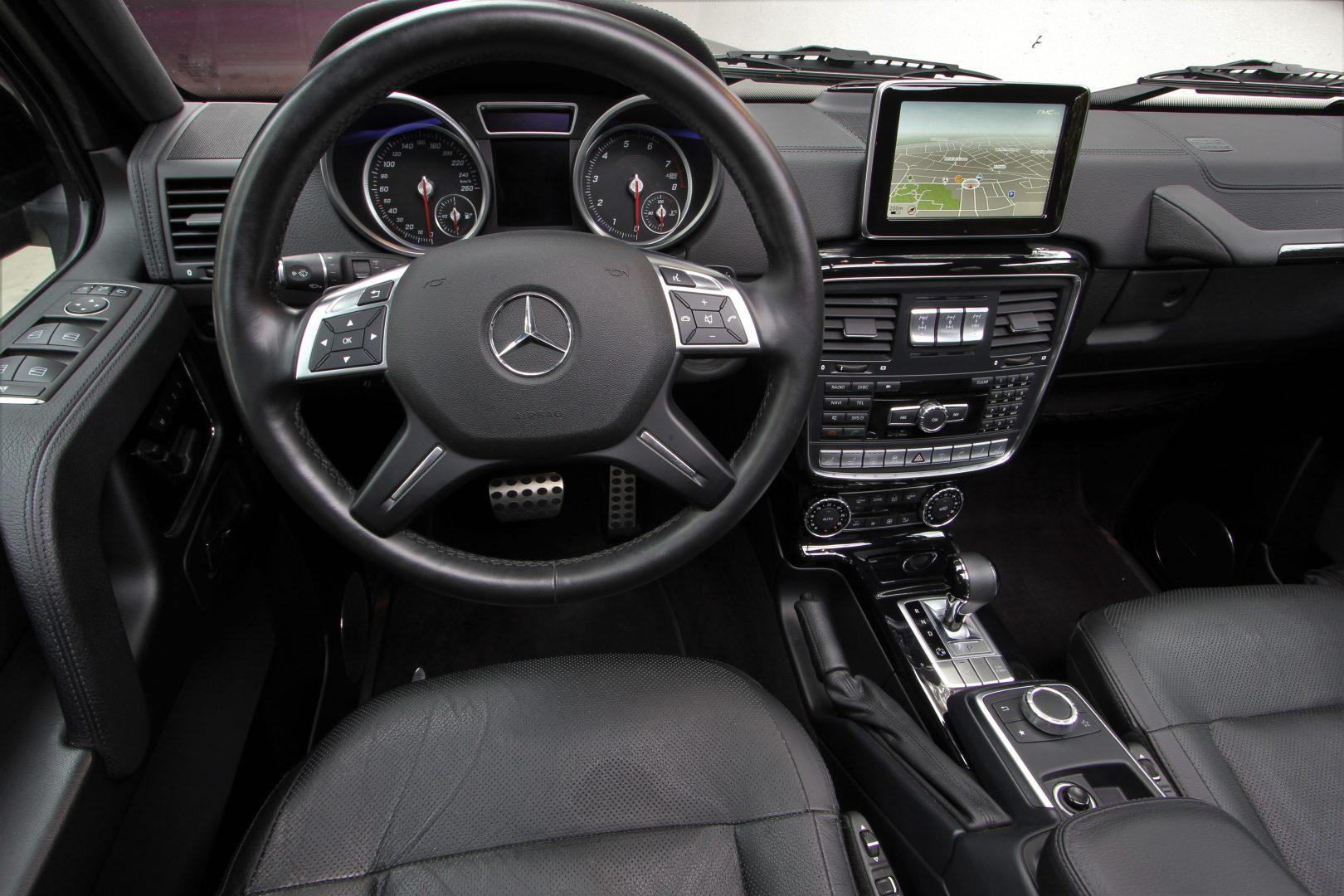 AIL Mercedes-Benz G 500 V8 Harman-Kardon Exklusiv Paket DAB 7