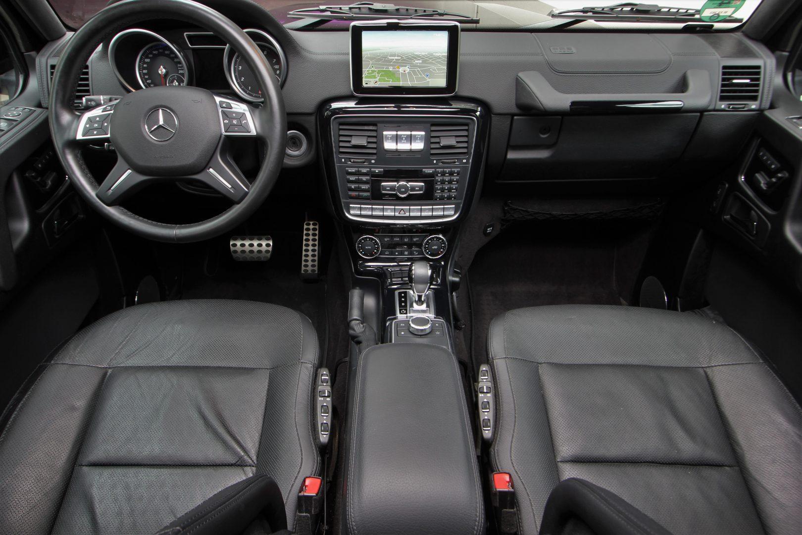 AIL Mercedes-Benz G 500 V8 Harman-Kardon Exklusiv Paket DAB 5