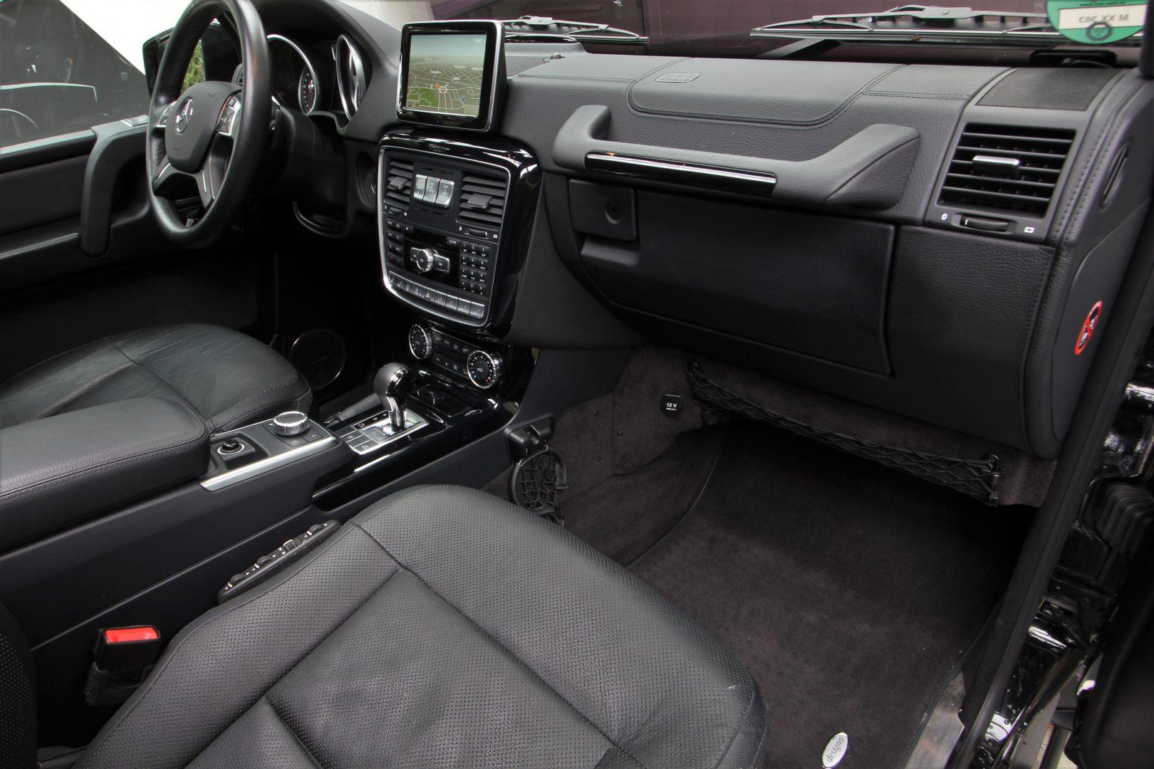 AIL Mercedes-Benz G 500 V8 Harman-Kardon Exklusiv Paket DAB 3