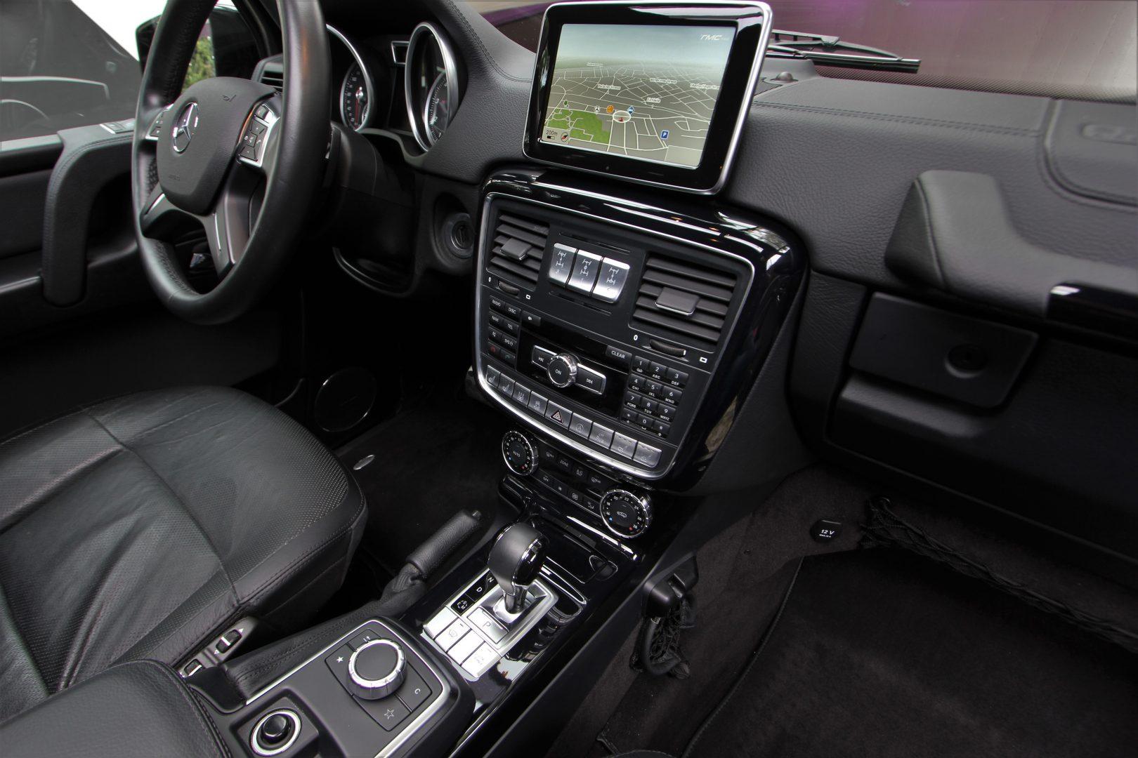 AIL Mercedes-Benz G 500 V8 Harman-Kardon Exklusiv Paket DAB 1