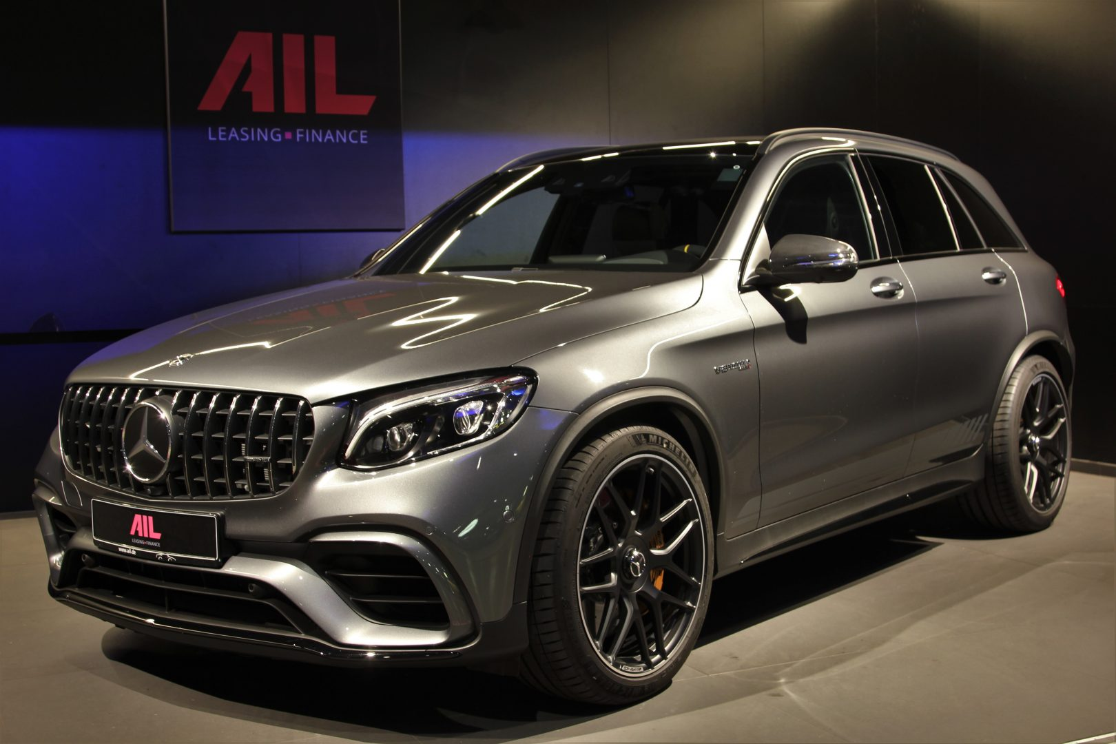 AIL Mercedes-Benz GLC 63 S AMG Edition 1 / CARBON / AMG TRACK 8