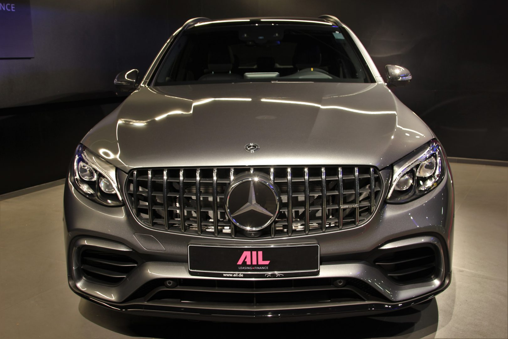 AIL Mercedes-Benz GLC 63 S AMG Edition 1 / CARBON / AMG TRACK 2