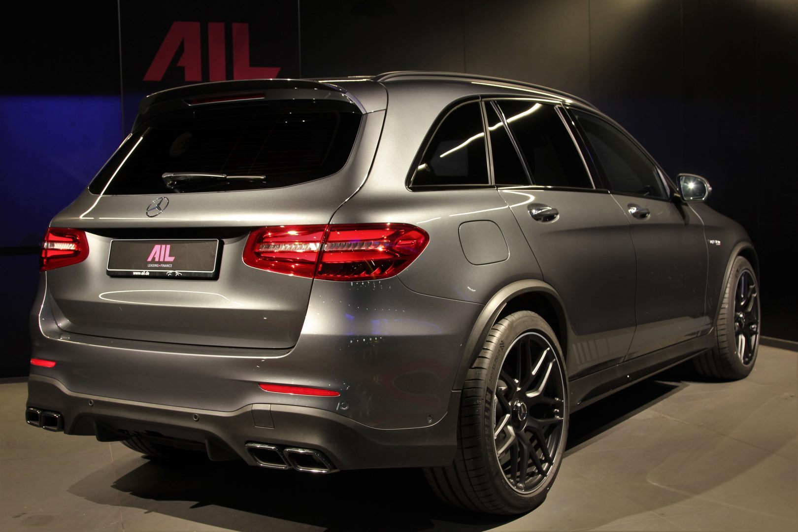 AIL Mercedes-Benz GLC 63 S AMG Edition 1 / CARBON / AMG TRACK 4