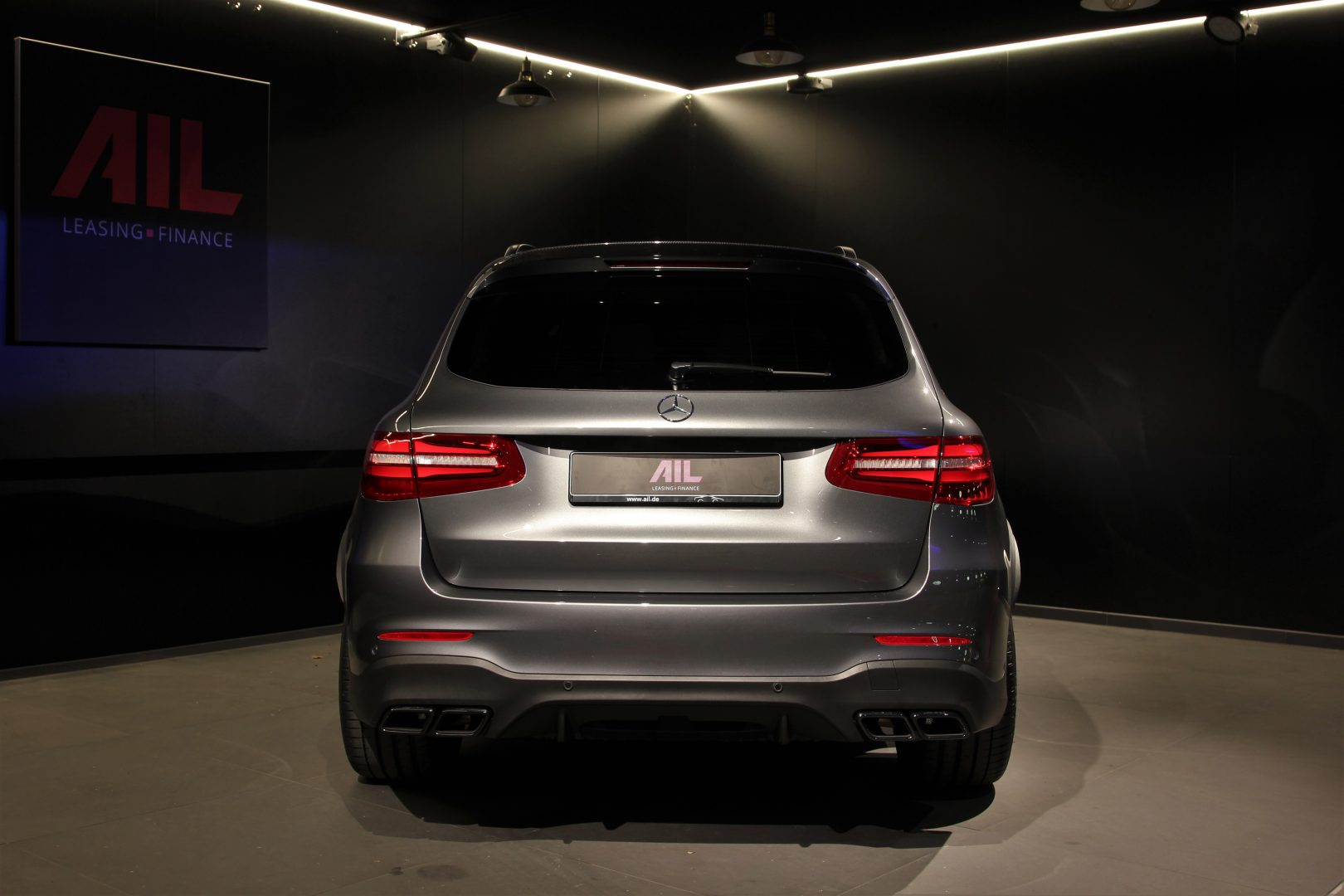 AIL Mercedes-Benz GLC 63 S AMG Edition 1 / CARBON / AMG TRACK 6