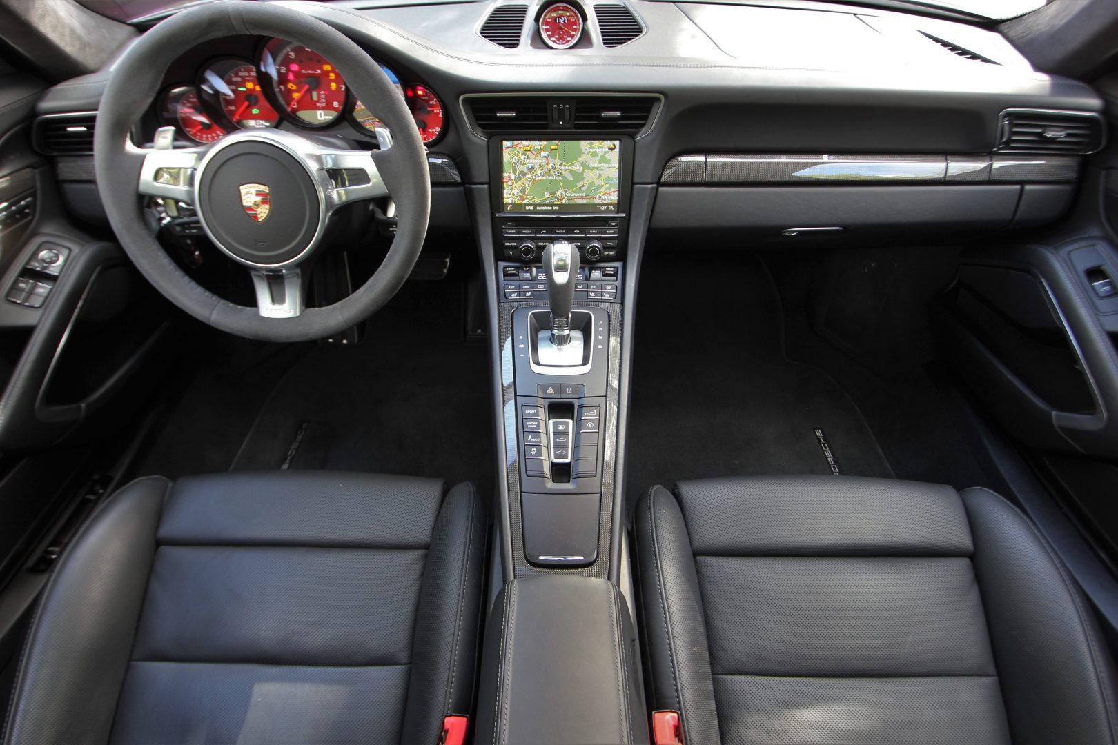 AIL Porsche 911 991 Turbo S Sport-Chrono-Paket LED 13