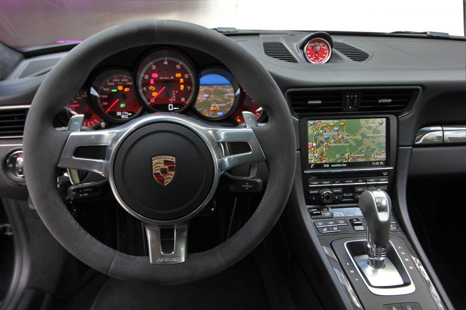 AIL Porsche 911 991 Turbo S Sport-Chrono-Paket LED 1