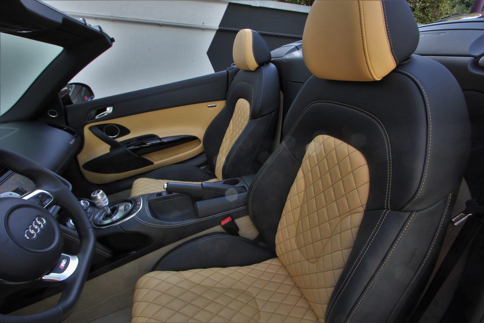 AIL Audi R8 Spyder V10 Exclusiv Paket Bi-color 14