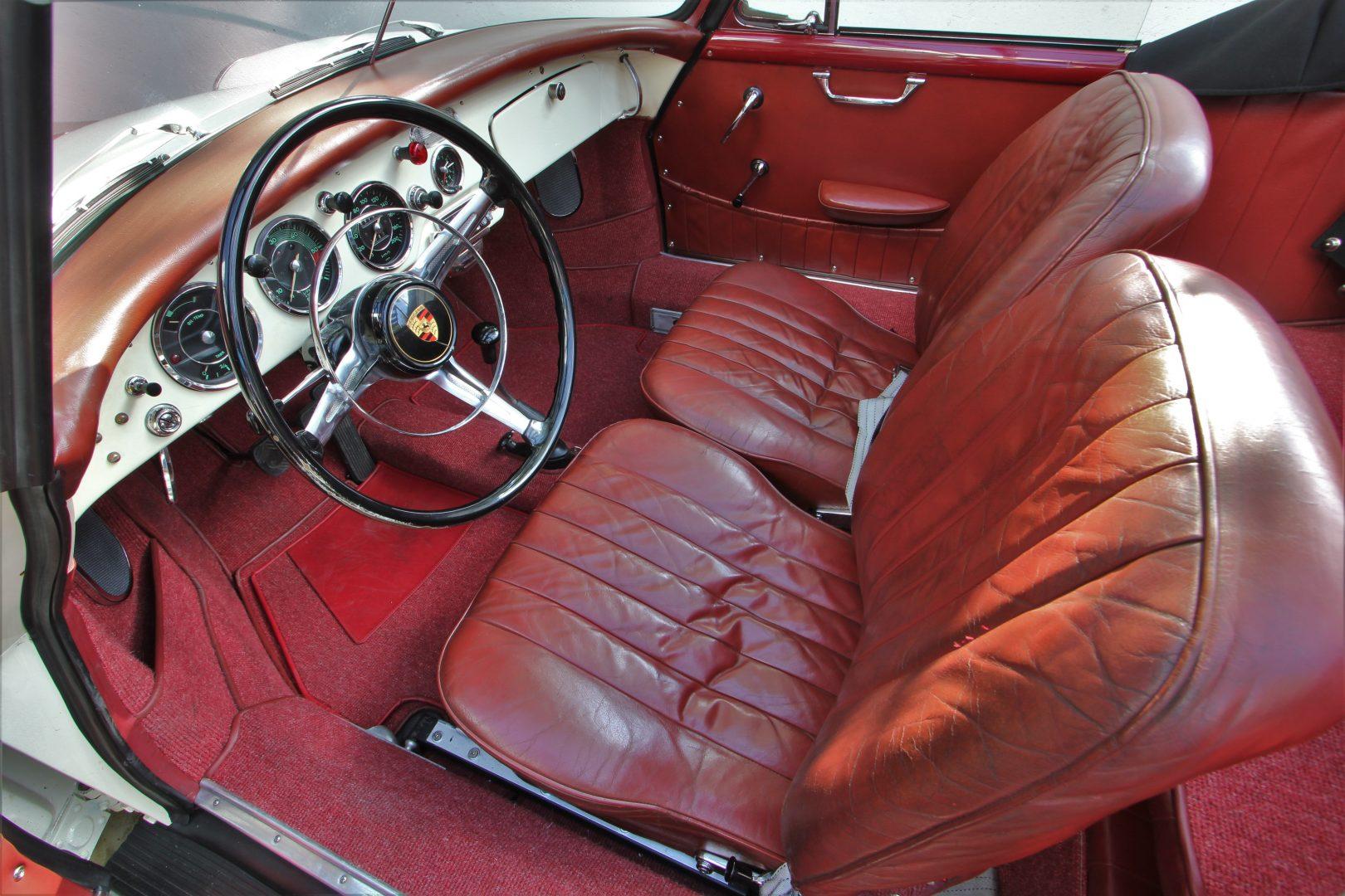 AIL Porsche 356 B Cabrio  2