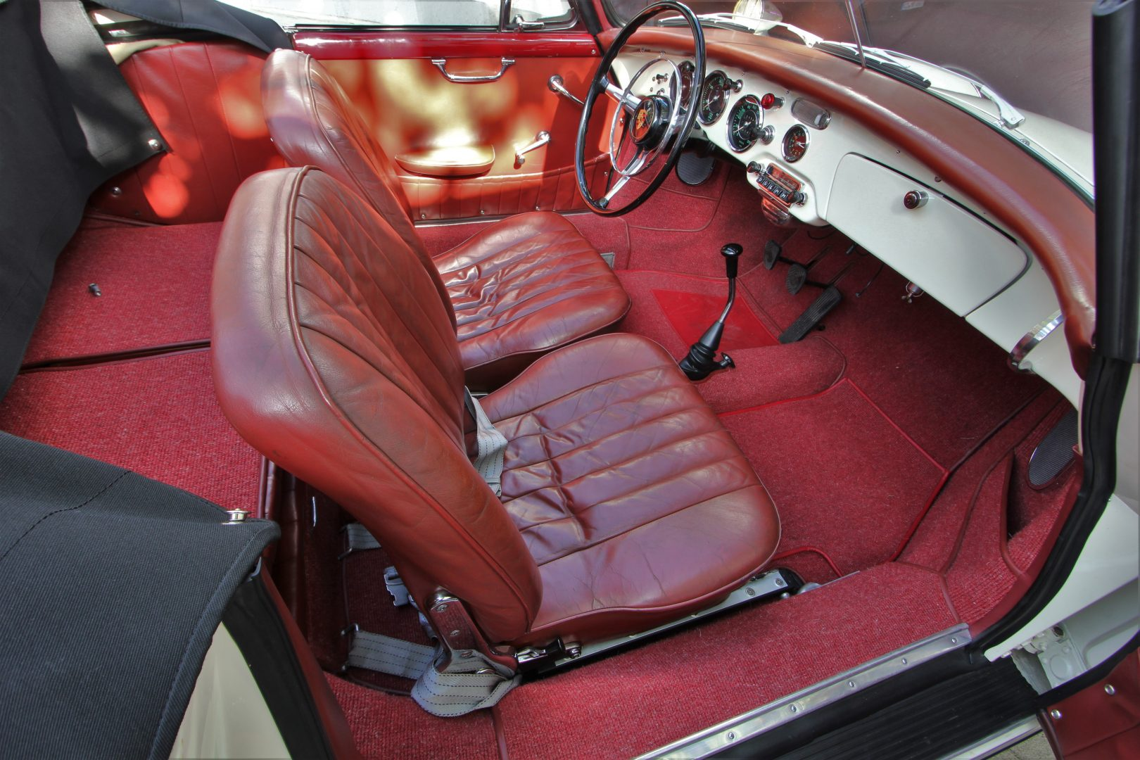 AIL Porsche 356 B Cabrio  5