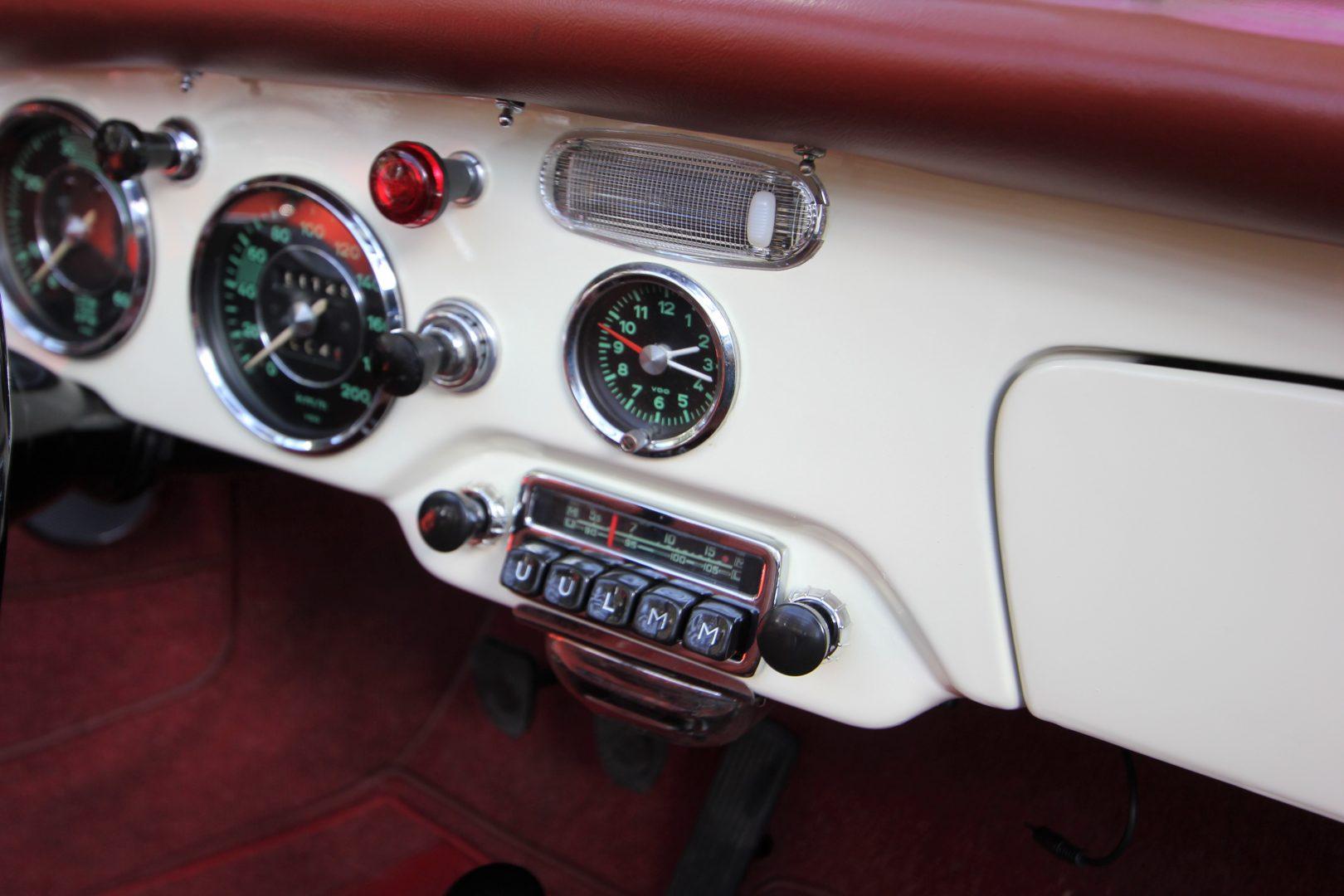 AIL Porsche 356 B Cabrio  9
