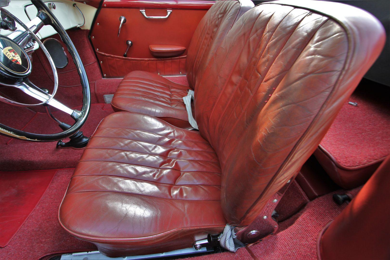 AIL Porsche 356 B Cabrio  8