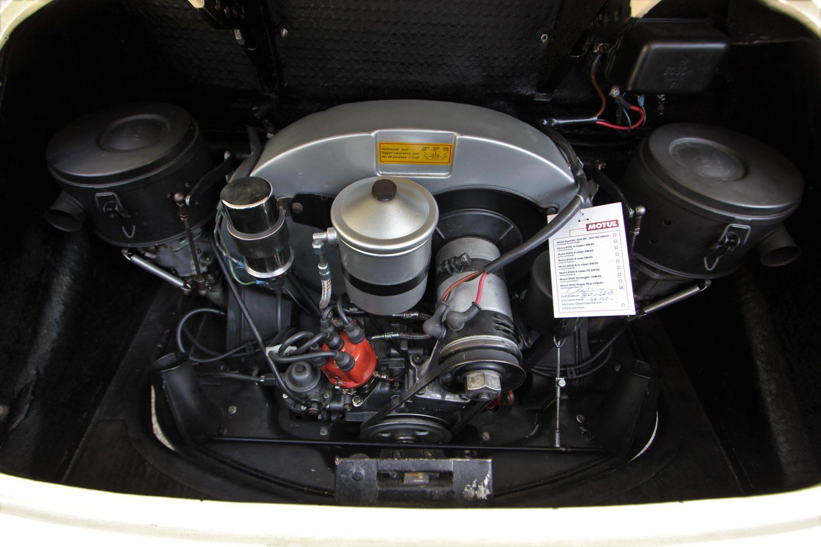 AIL Porsche 356 B Cabrio  12