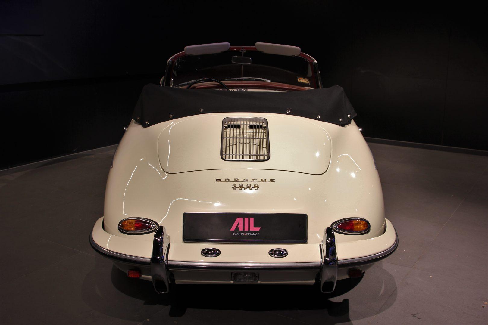 AIL Porsche 356 B Cabrio  7
