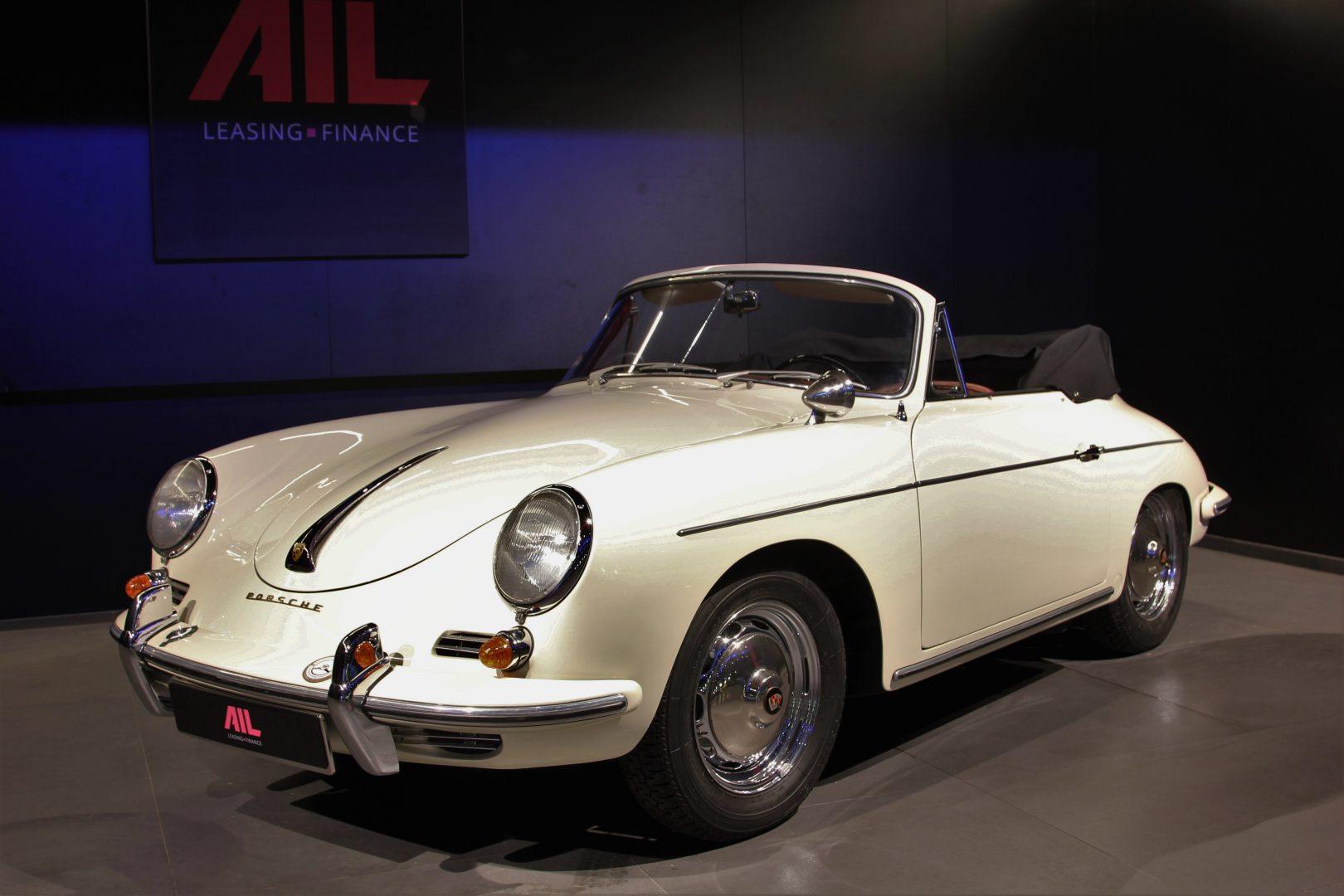 AIL Porsche 356 B Cabrio  15