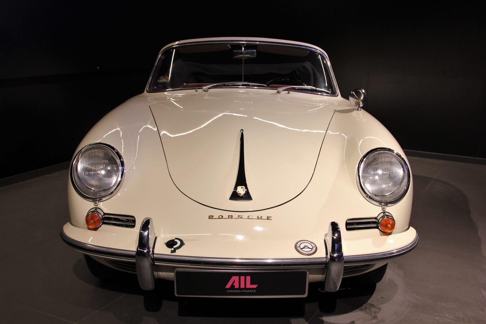 AIL Porsche 356 B Cabrio  13