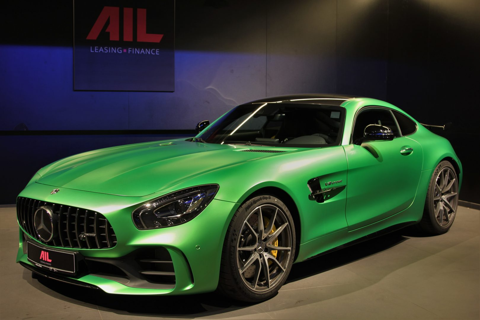 AIL Mercedes-Benz AMG GT R Coupe Performance Carbon Burmester  5