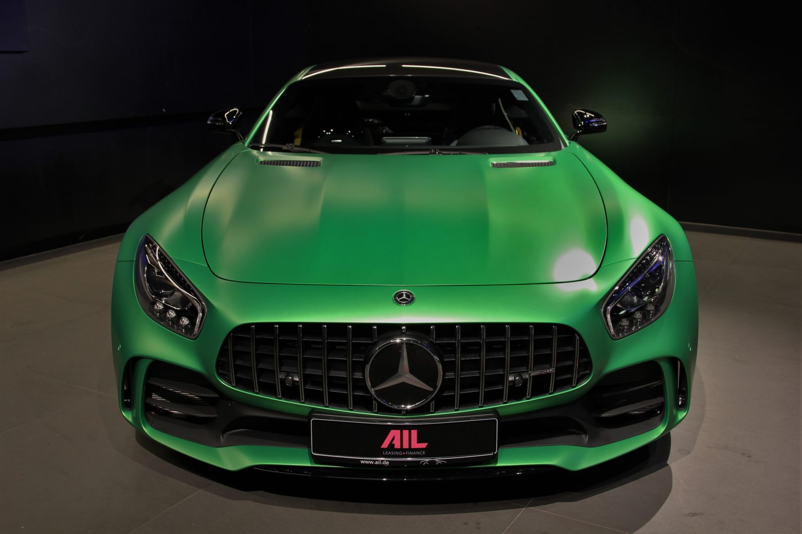 AIL Mercedes-Benz AMG GT R Coupe Performance Carbon Burmester  9